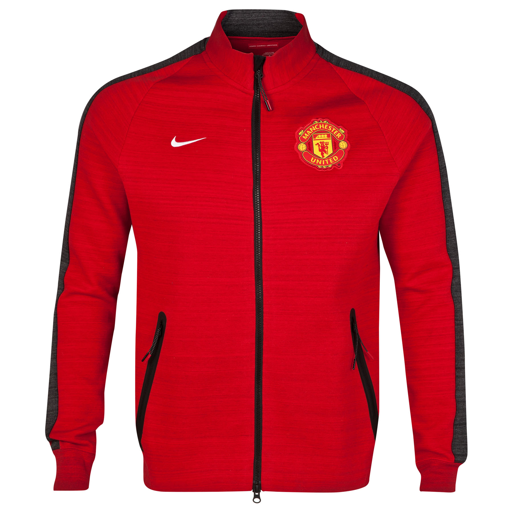 Manchester United N98 Tech Fleece Track Jacket