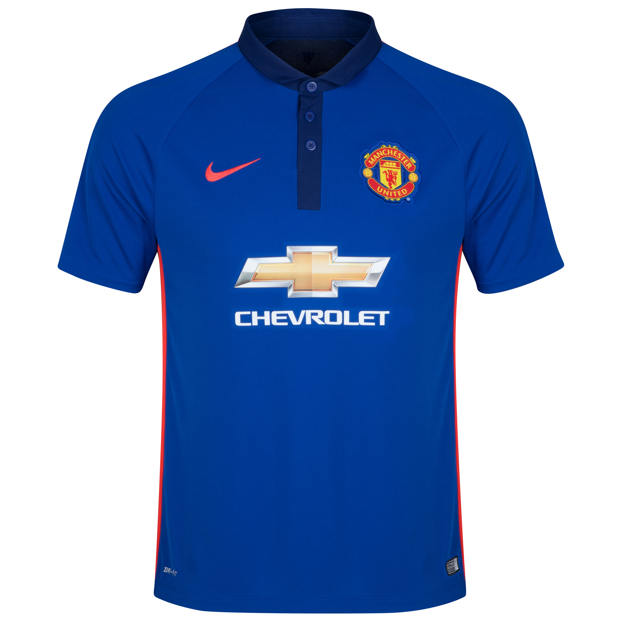 Manchester United Third Shirt 2014/15