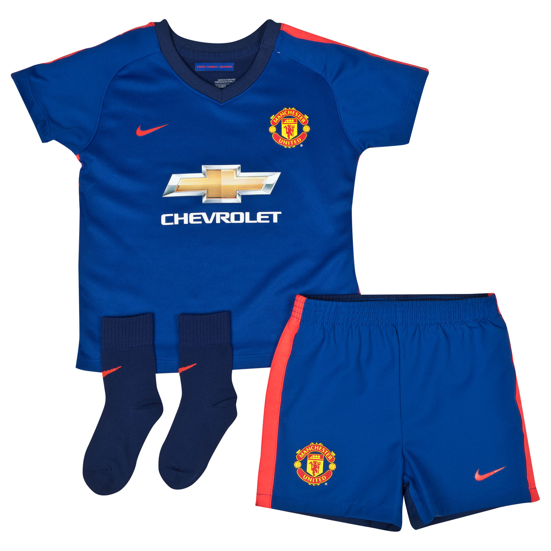 Manchester United Third Kit 2014/15 - Infants