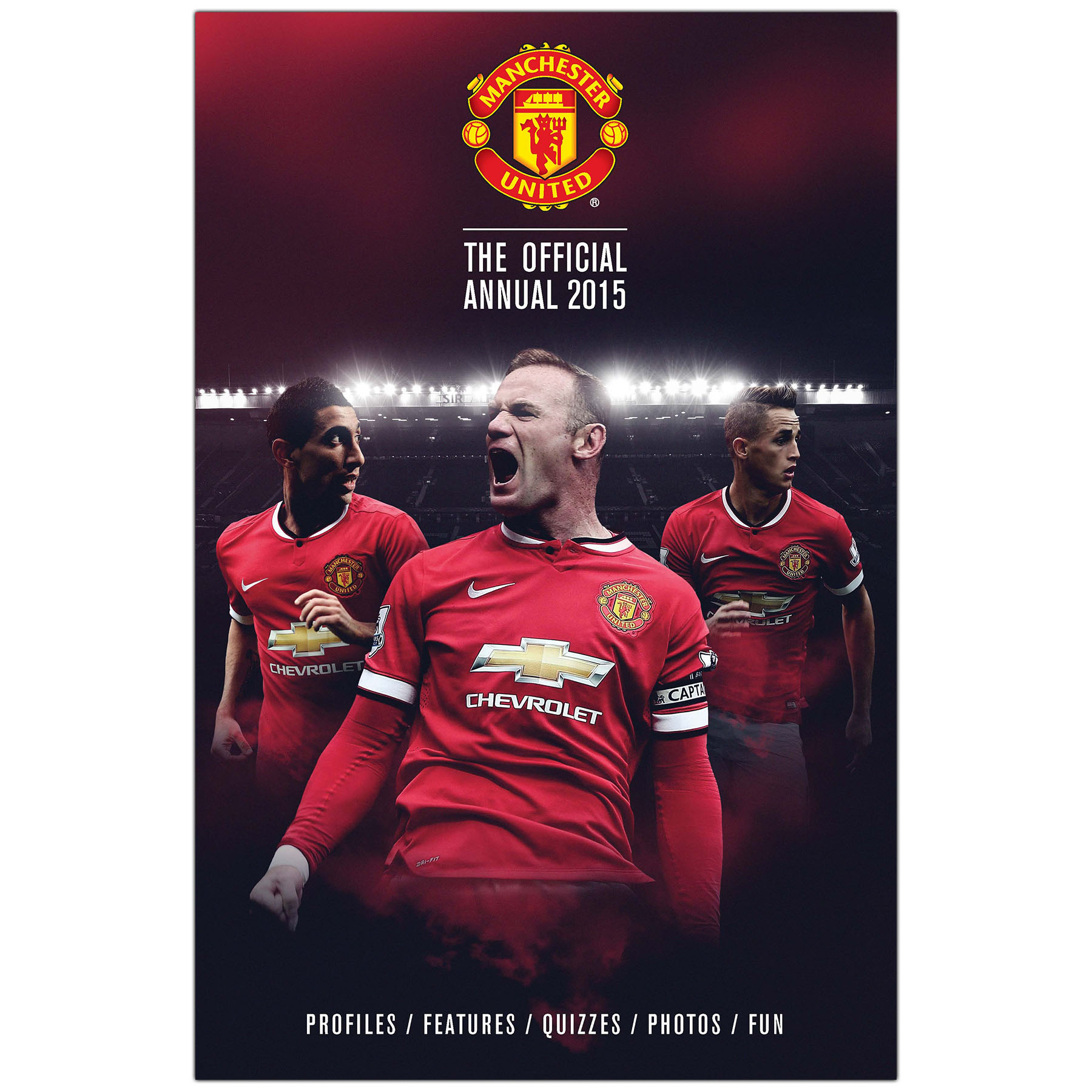 Manchester United Official 2015 Annual