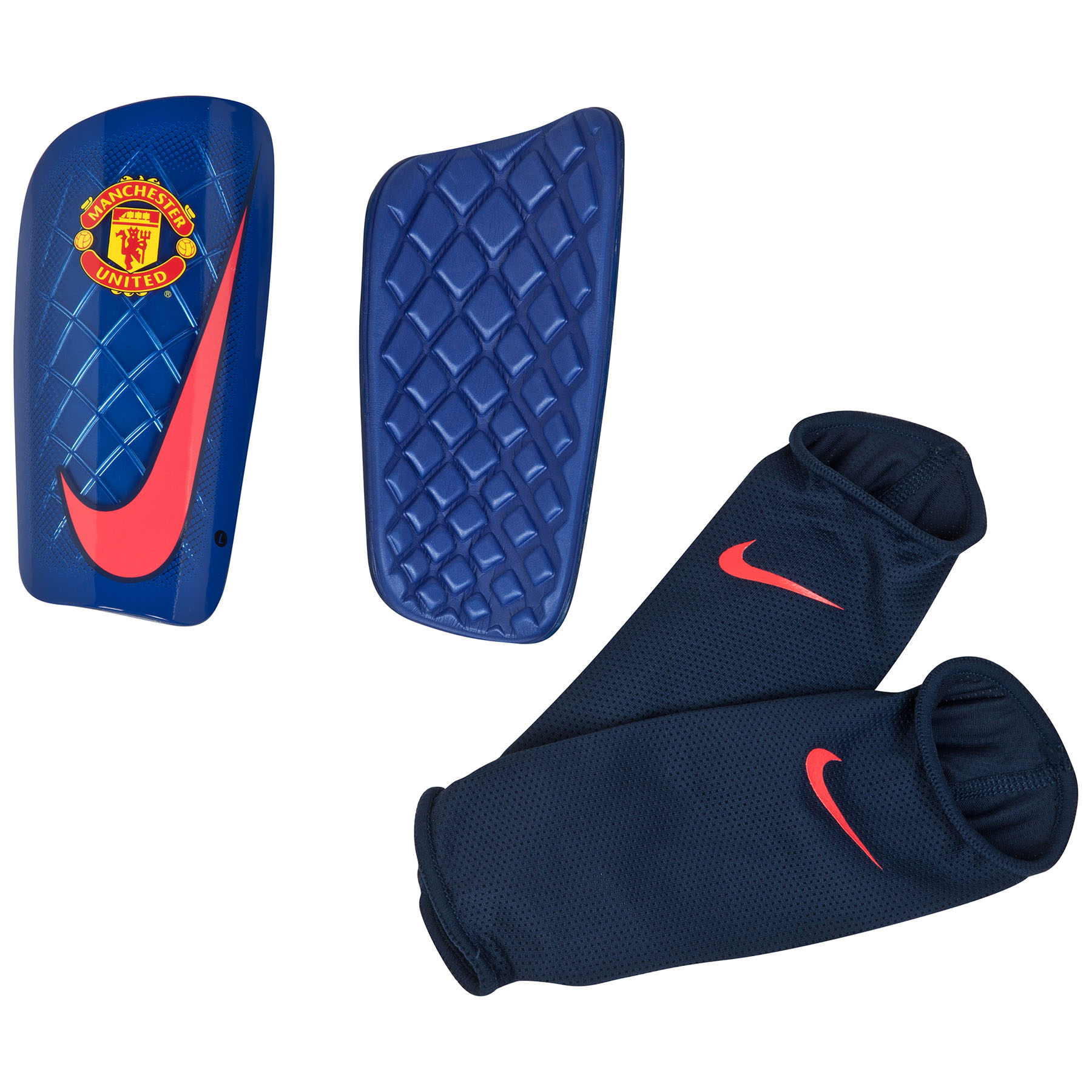 Manchester United Mercurial Lite Shin Guards
