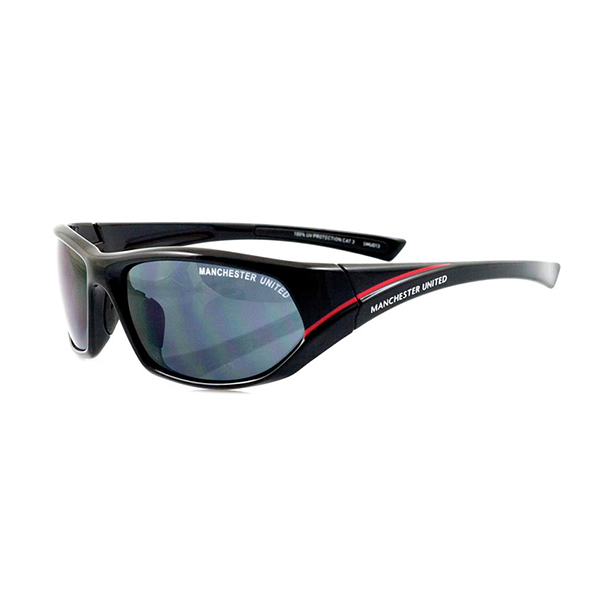 Manchester United Sports Wrap Sunglasses