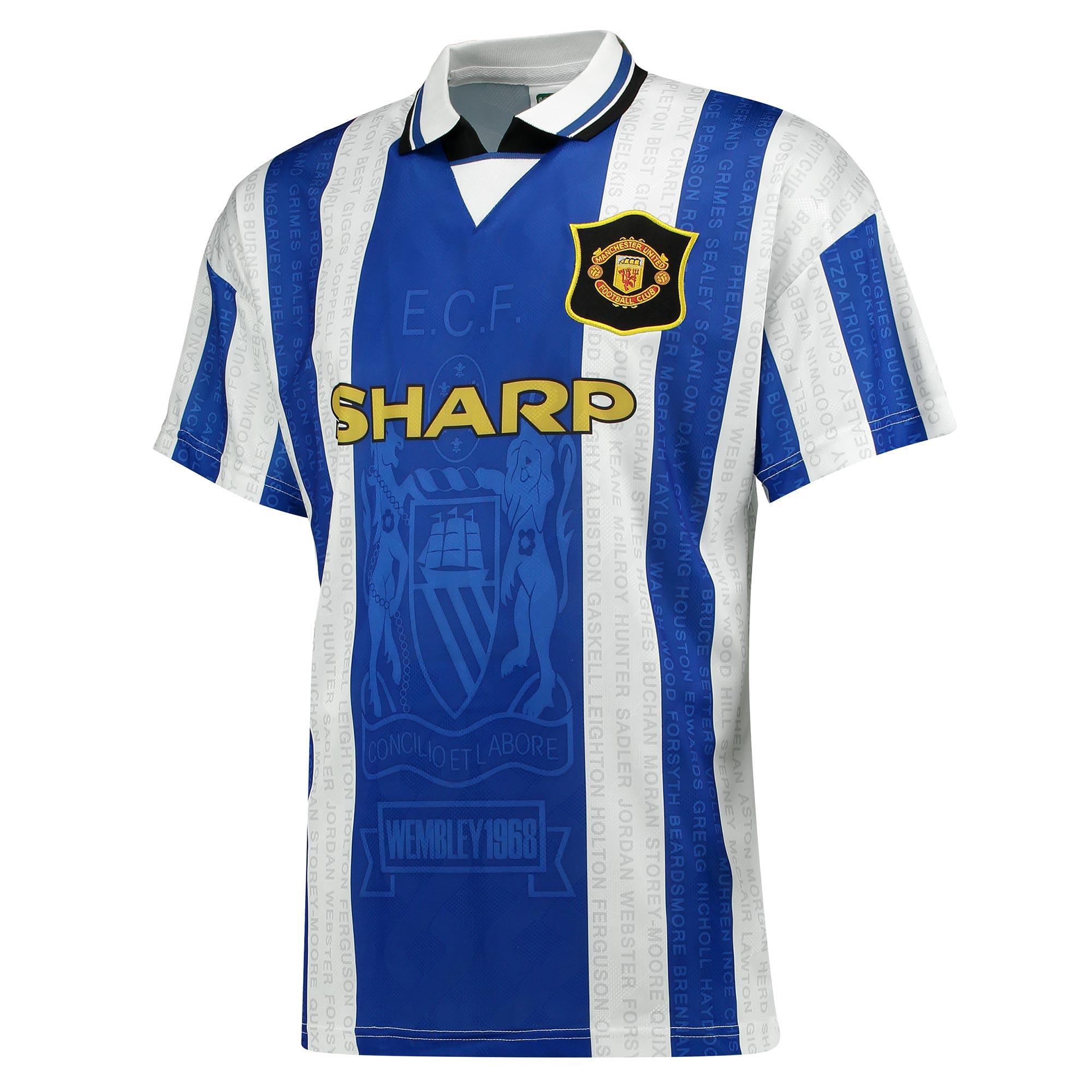 Manchester United 1996 Third shirt