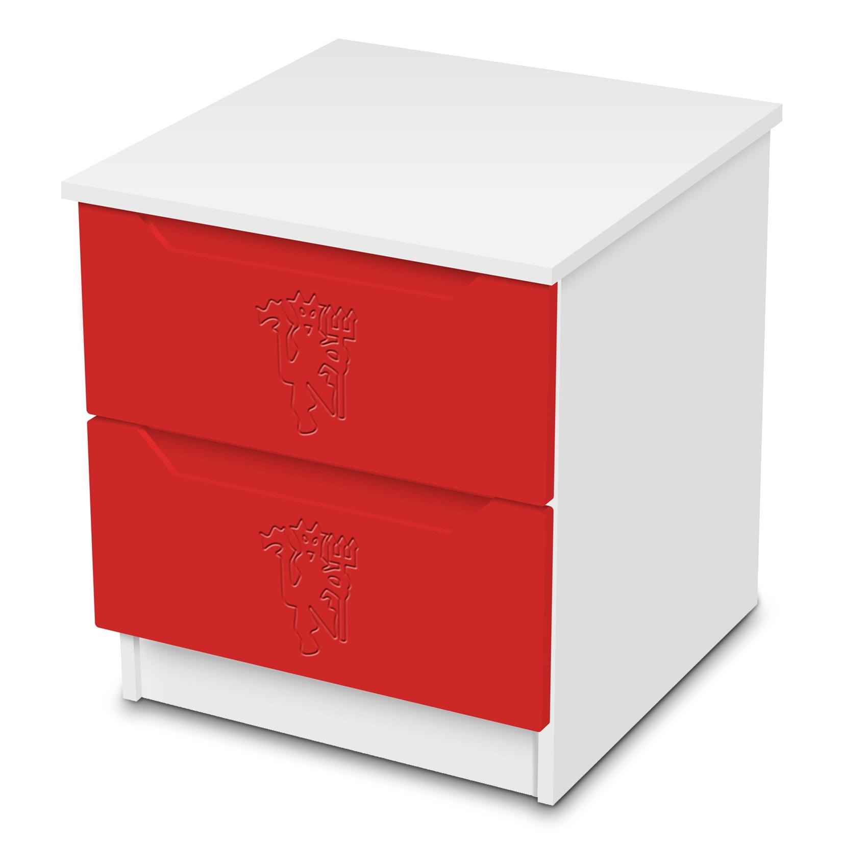 Manchester United Bedside Cabinet