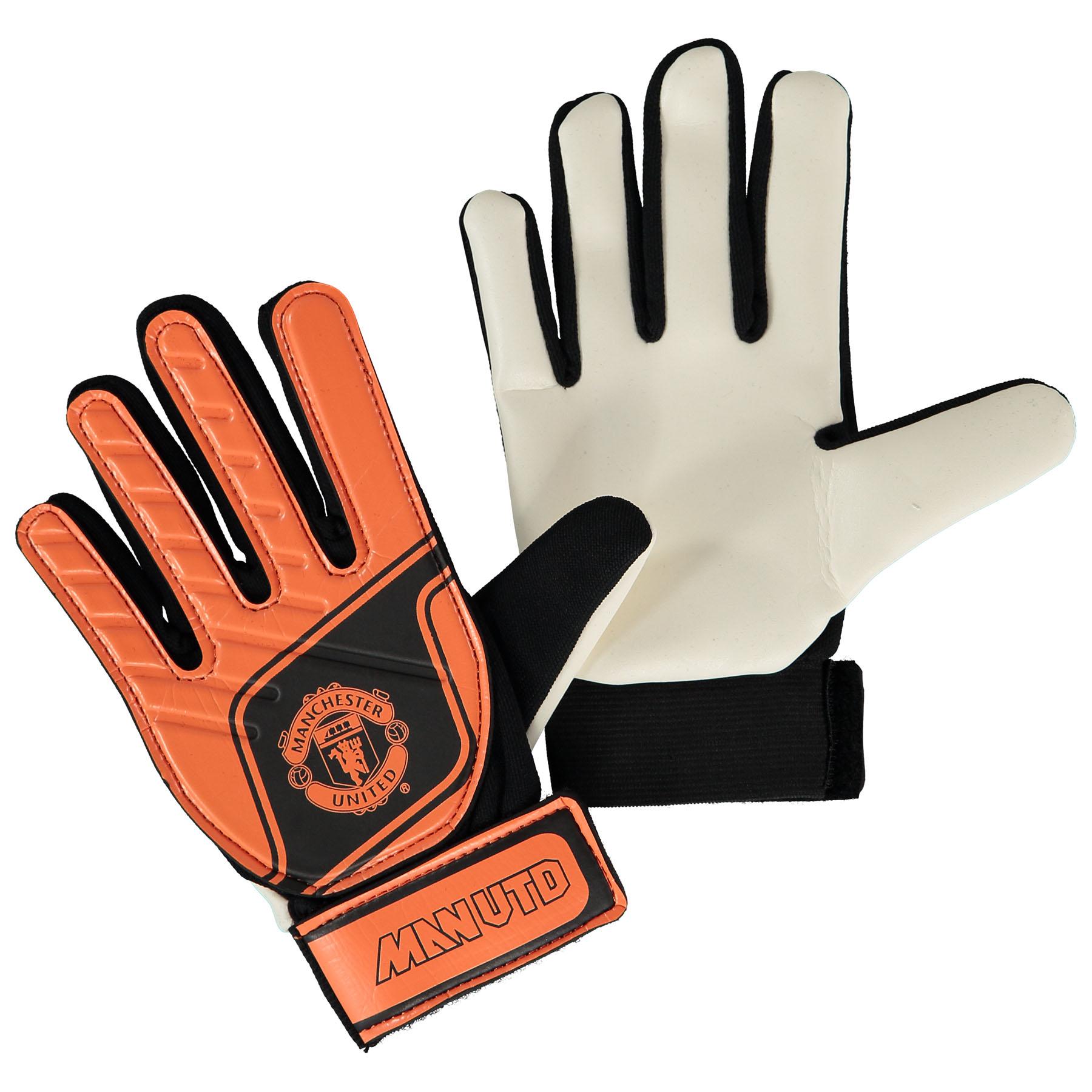 Manchester United Fluo Goalkeeper Gloves