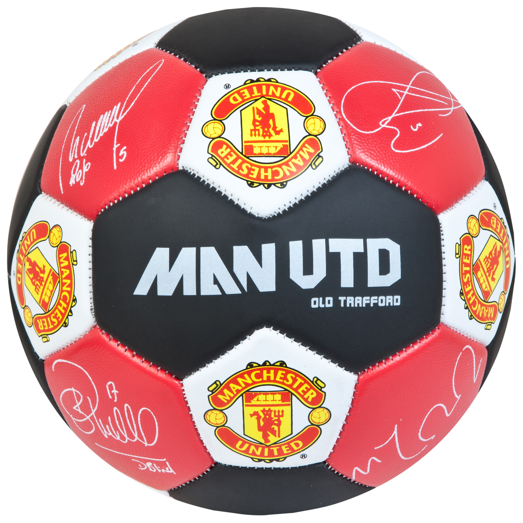 Manchester United Nuskin Football  Size 3