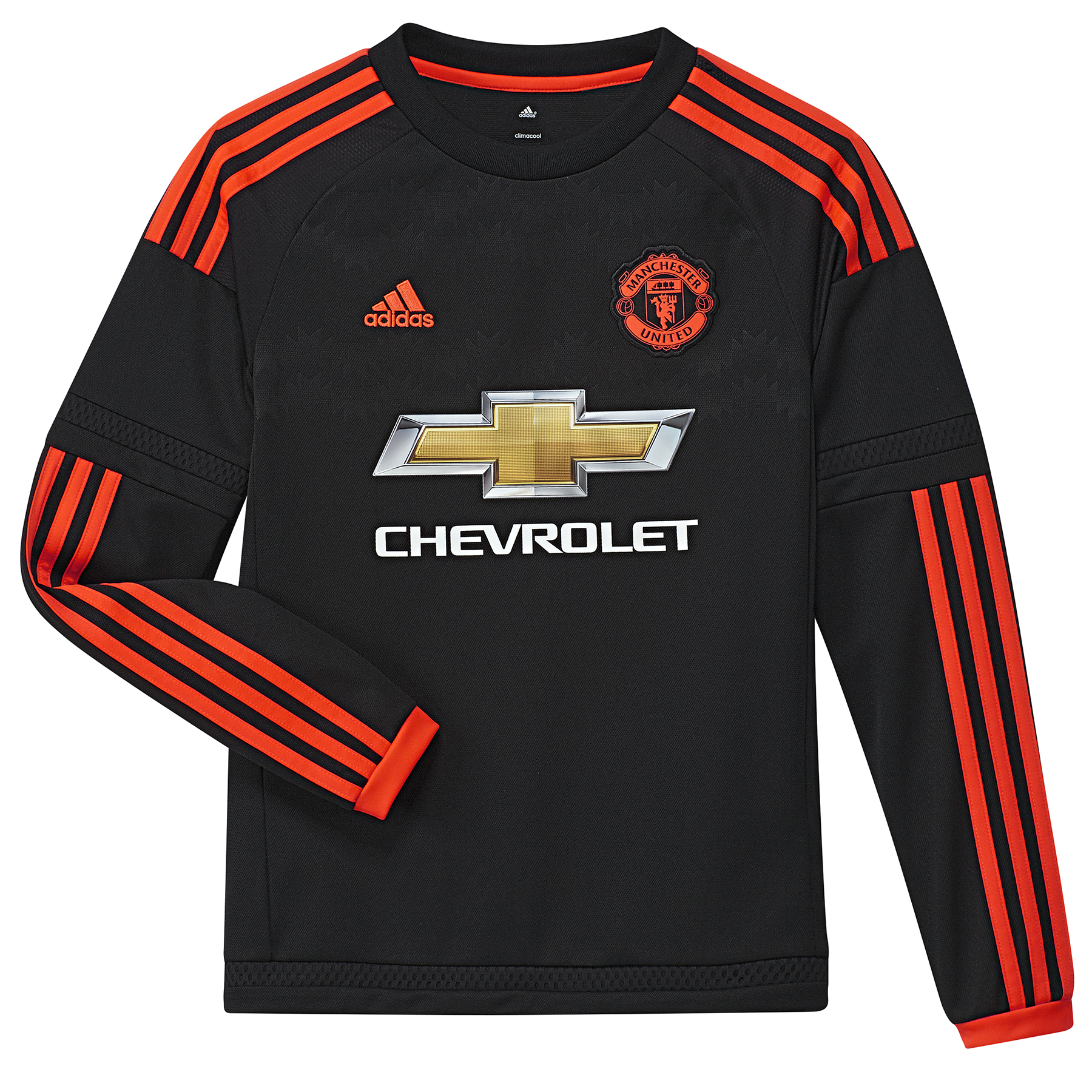 6e44603efcc Kit Junior Manchester United Away 2015 16 · La ...