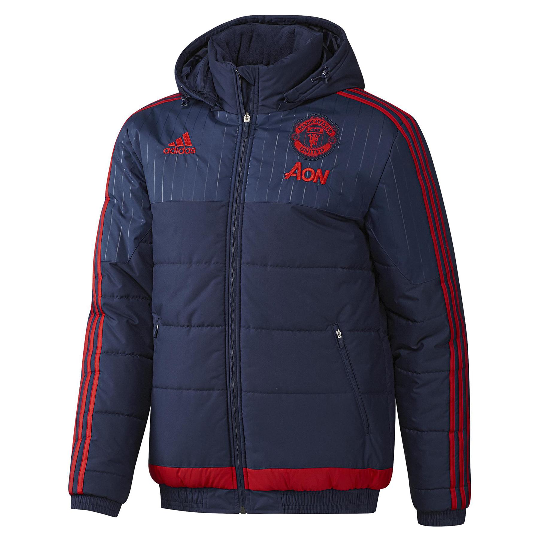 Manchester United Training Padded Jacket