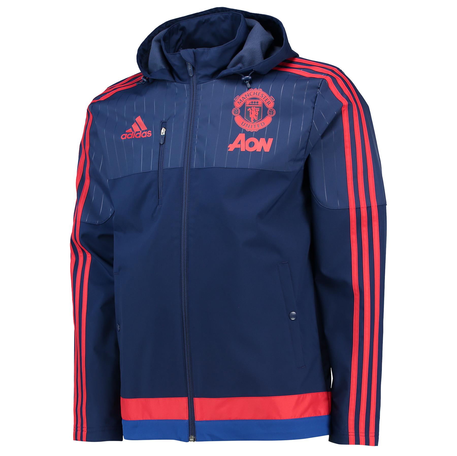 Manchester United Training Travel Jacket