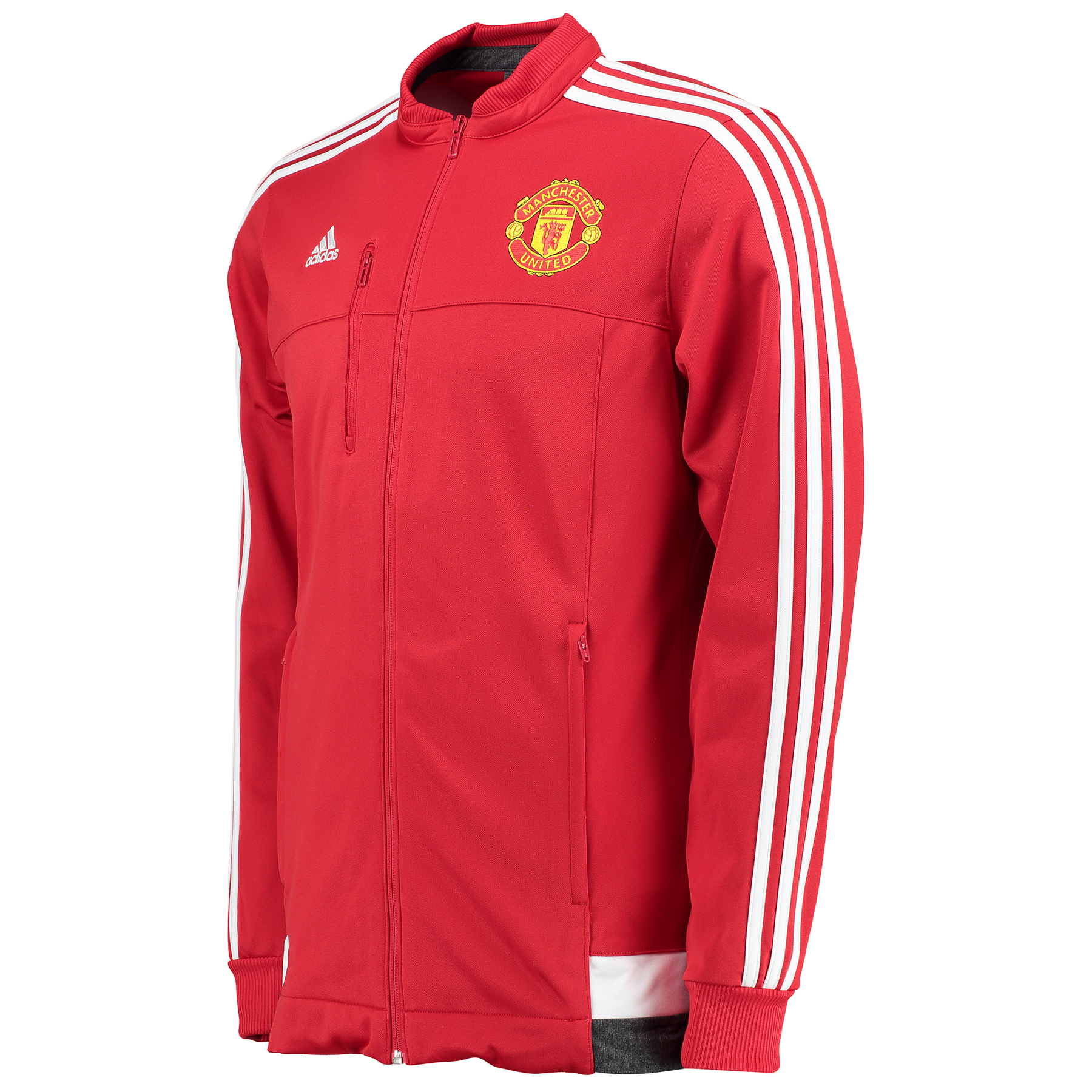 Manchester United Anthem Jacket Red