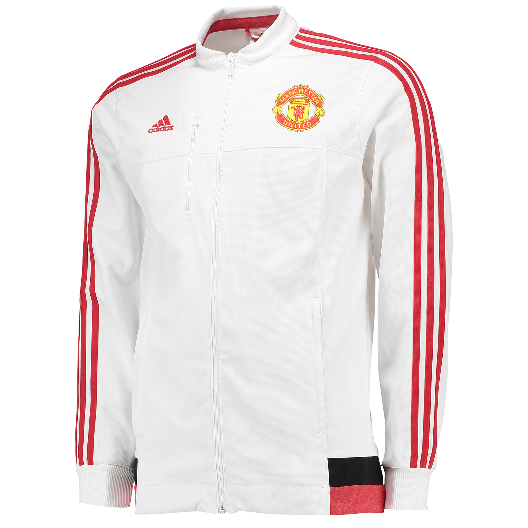Manchester United Anthem Jacket White