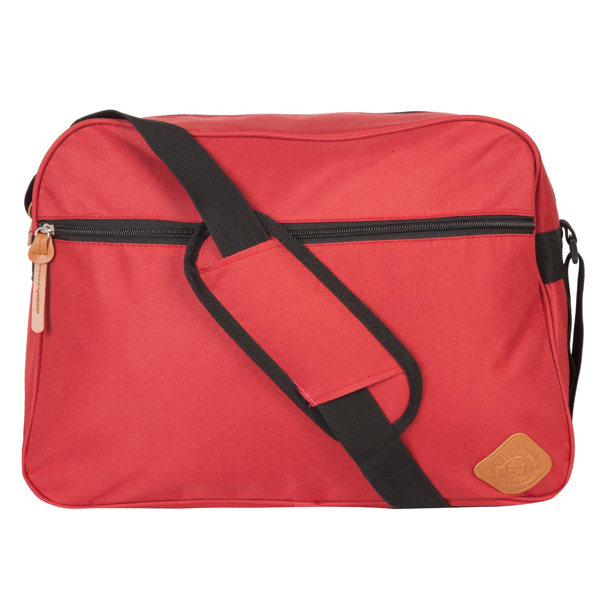 Manchester United Adventurer Messenger Bag