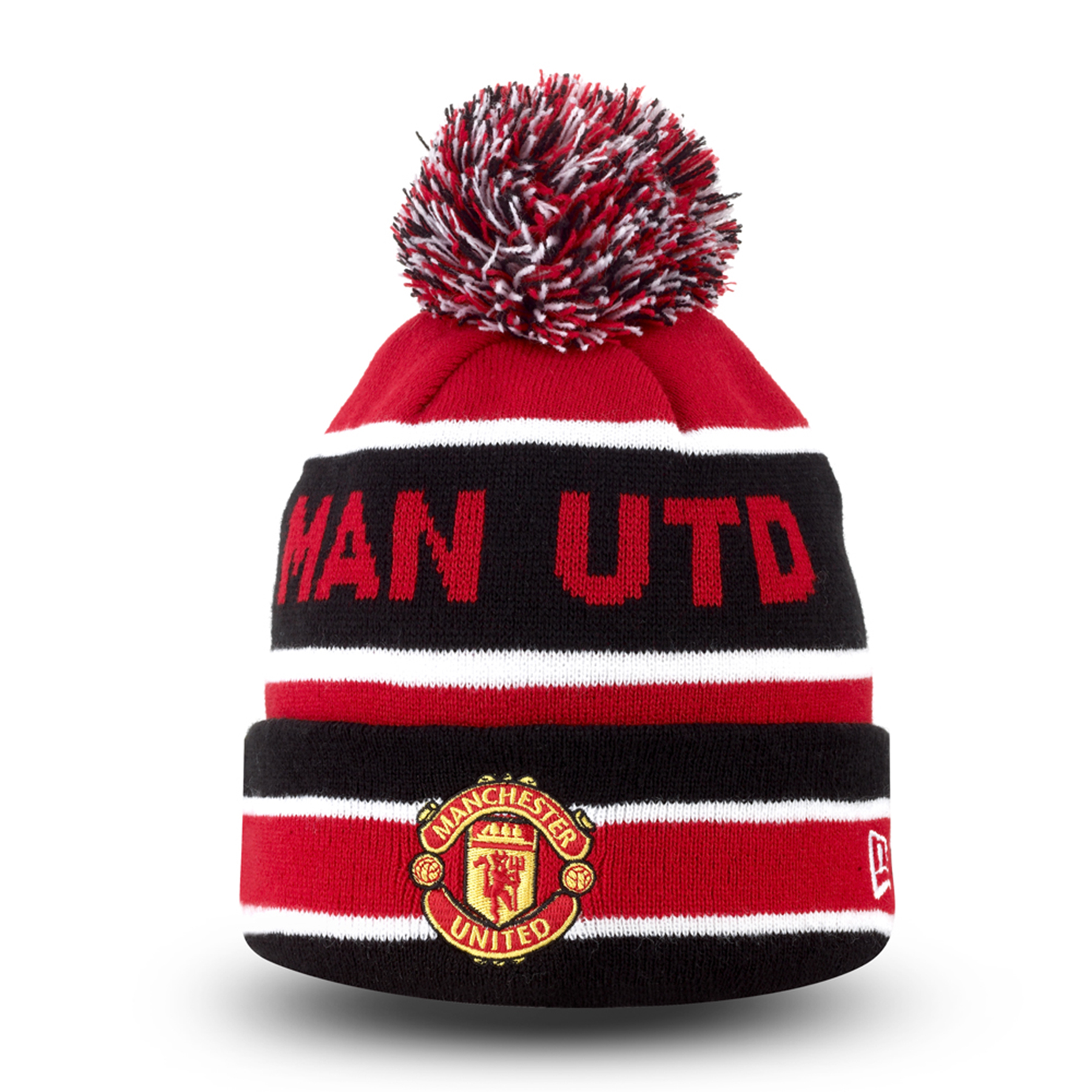 Manchester United New Era Basic Jake Hat  Red  Adult