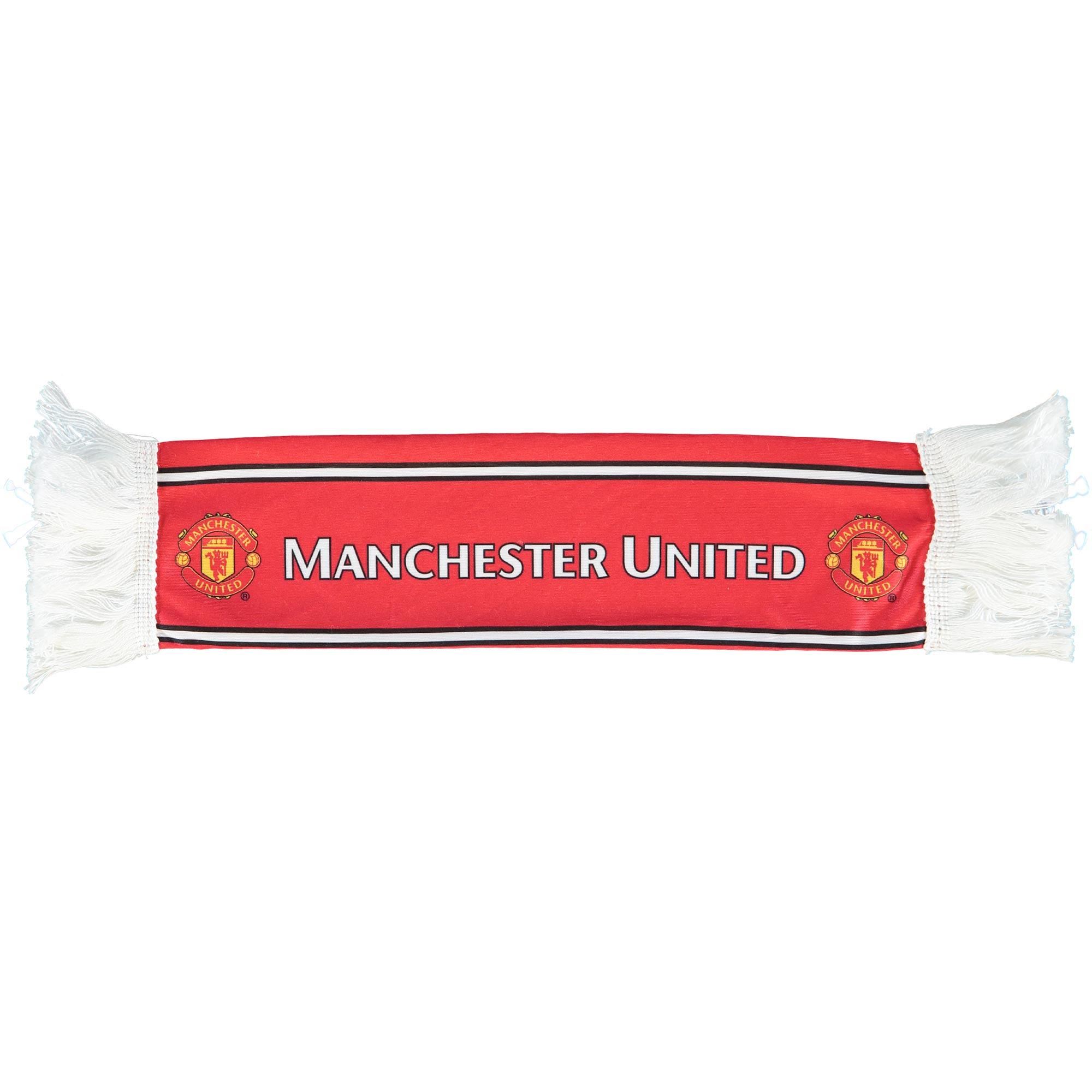 Manchester United Car Mini Scarf