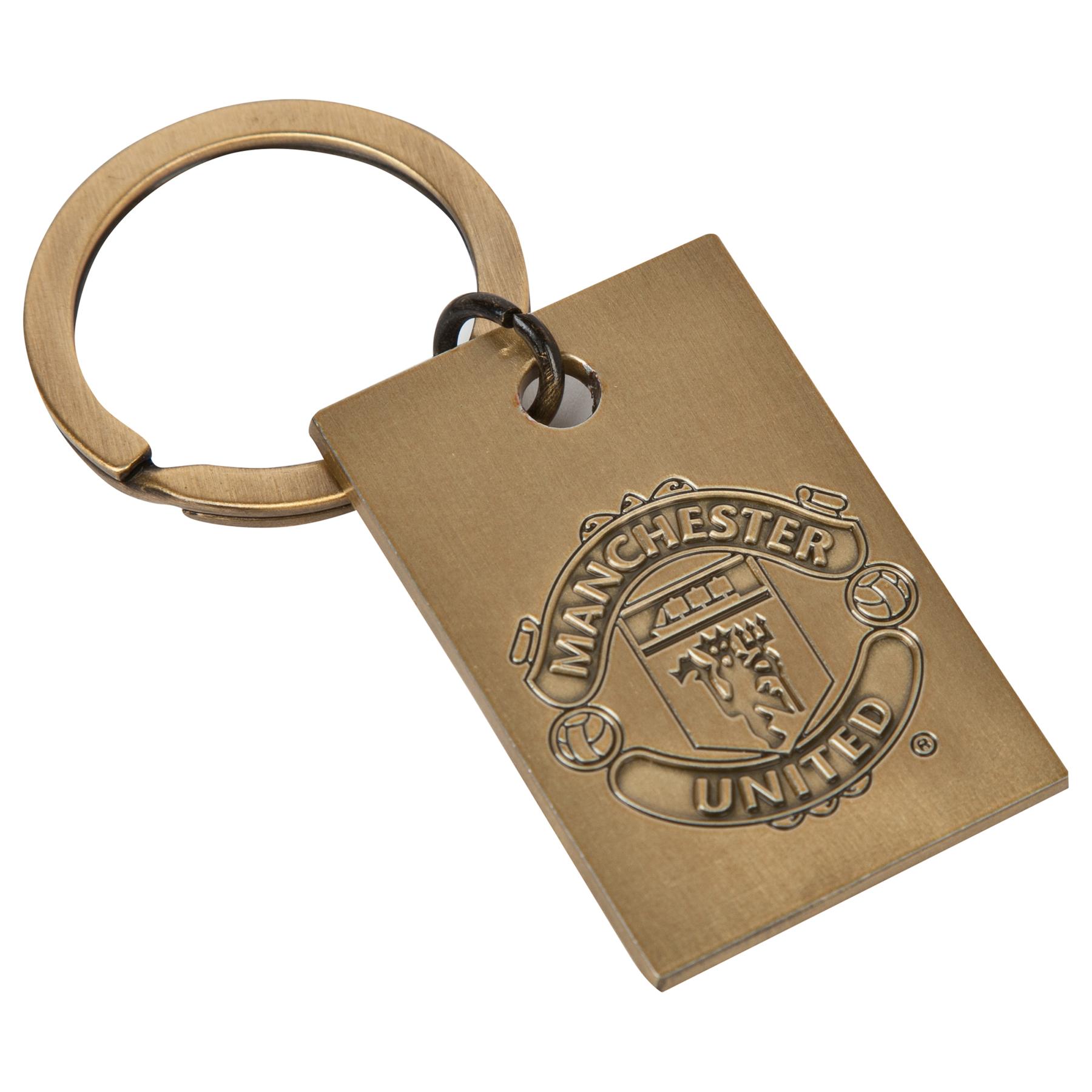 Manchester United Vintage Keyring
