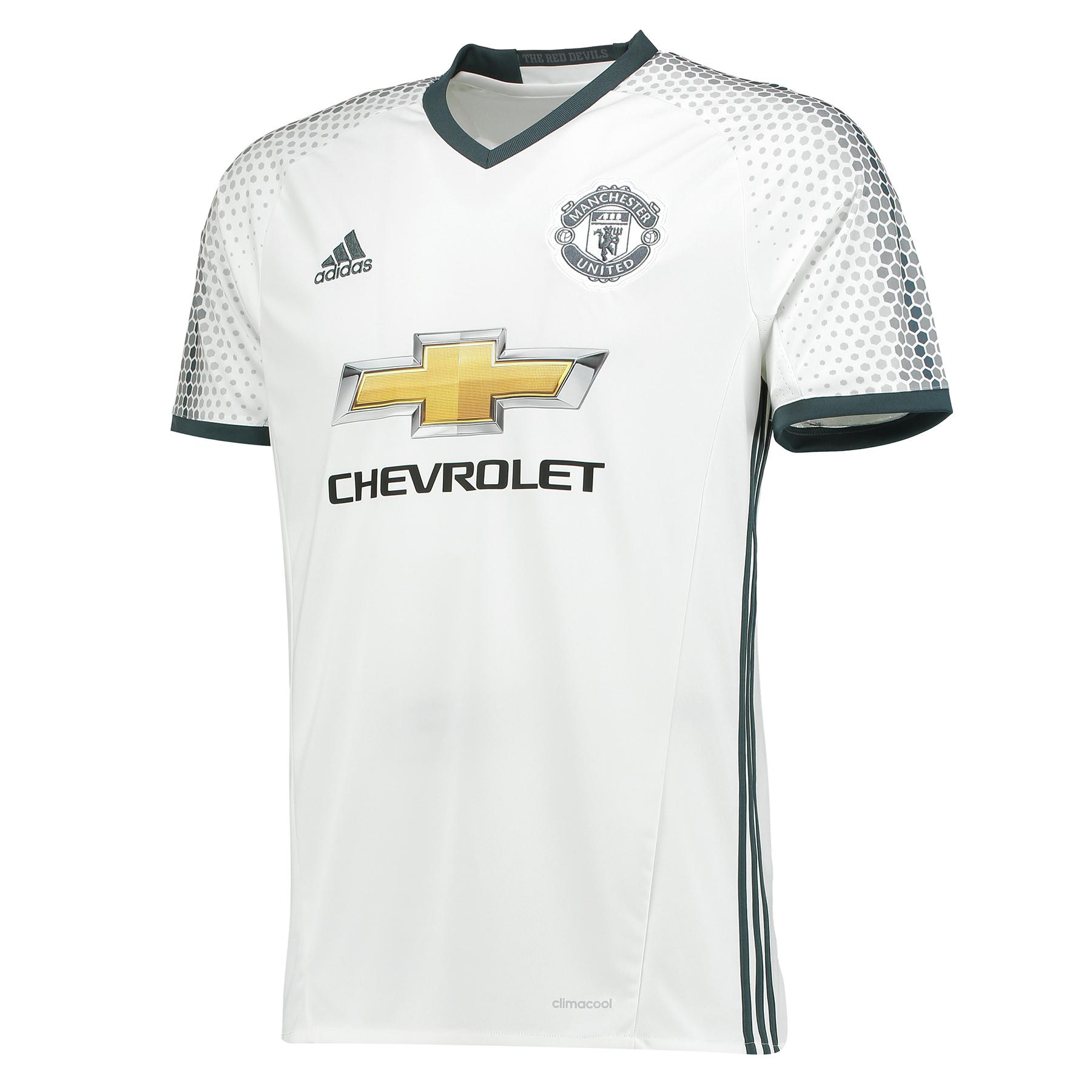 Manchester United Third Shirt 2016-17