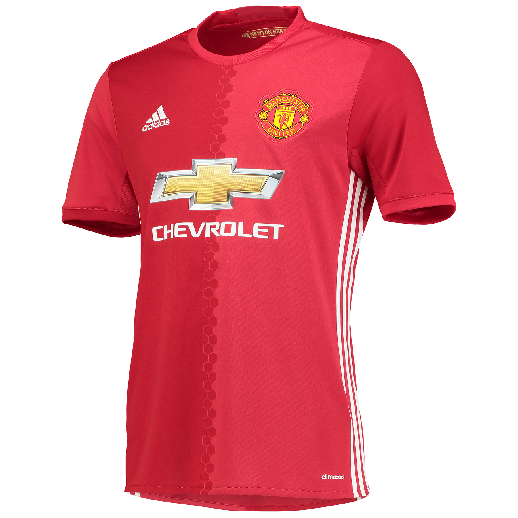 Manchester United Home Shirt 2016-17