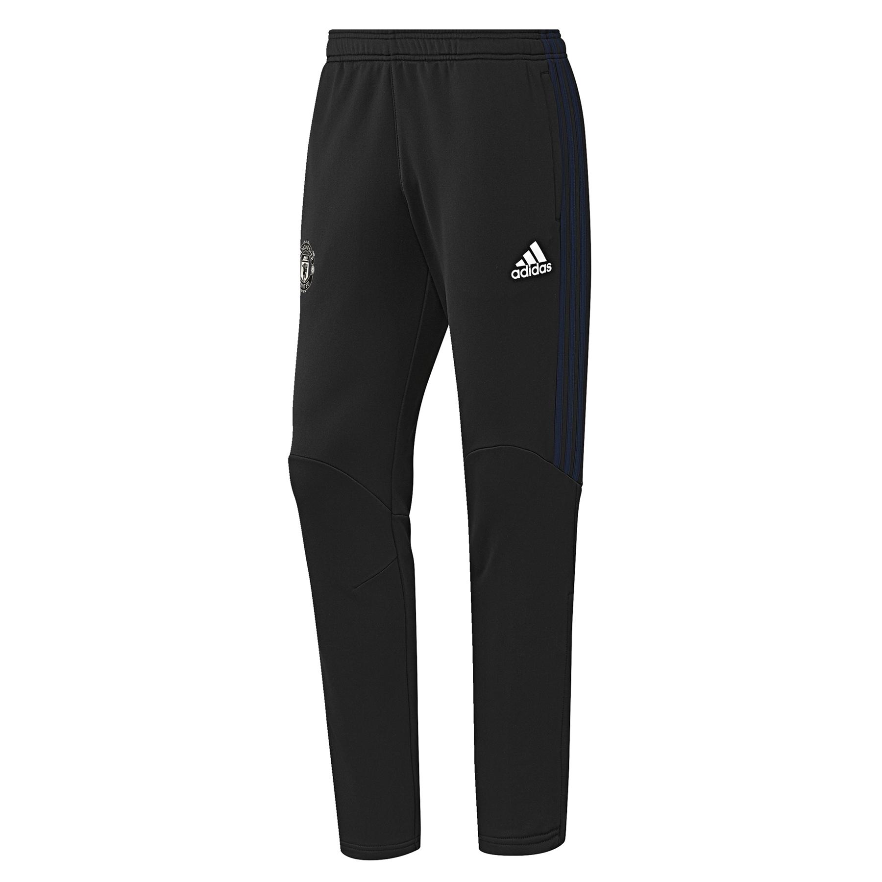 Manchester United Training Presentation Pants - Black