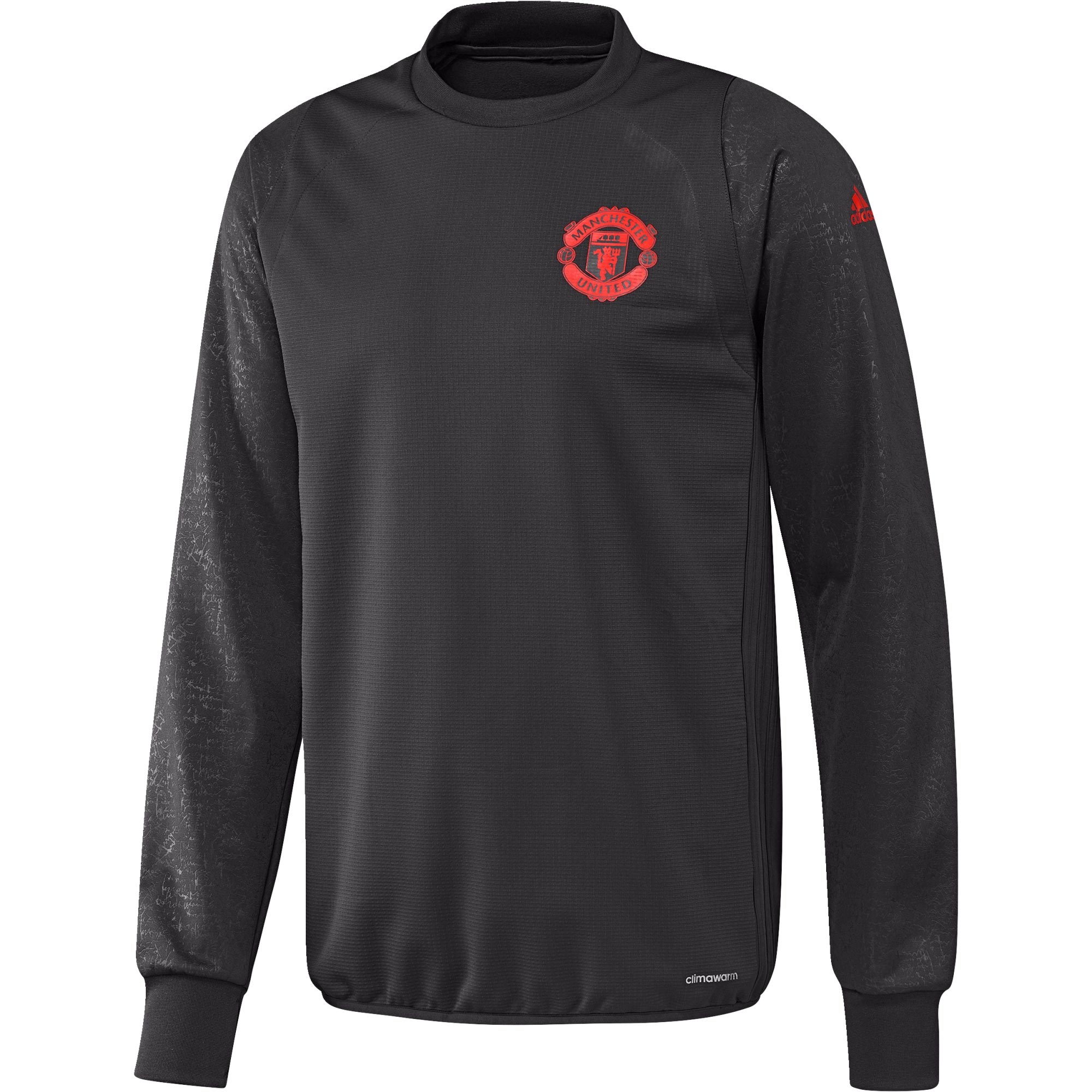 Manchester United Cup Training Top - Black