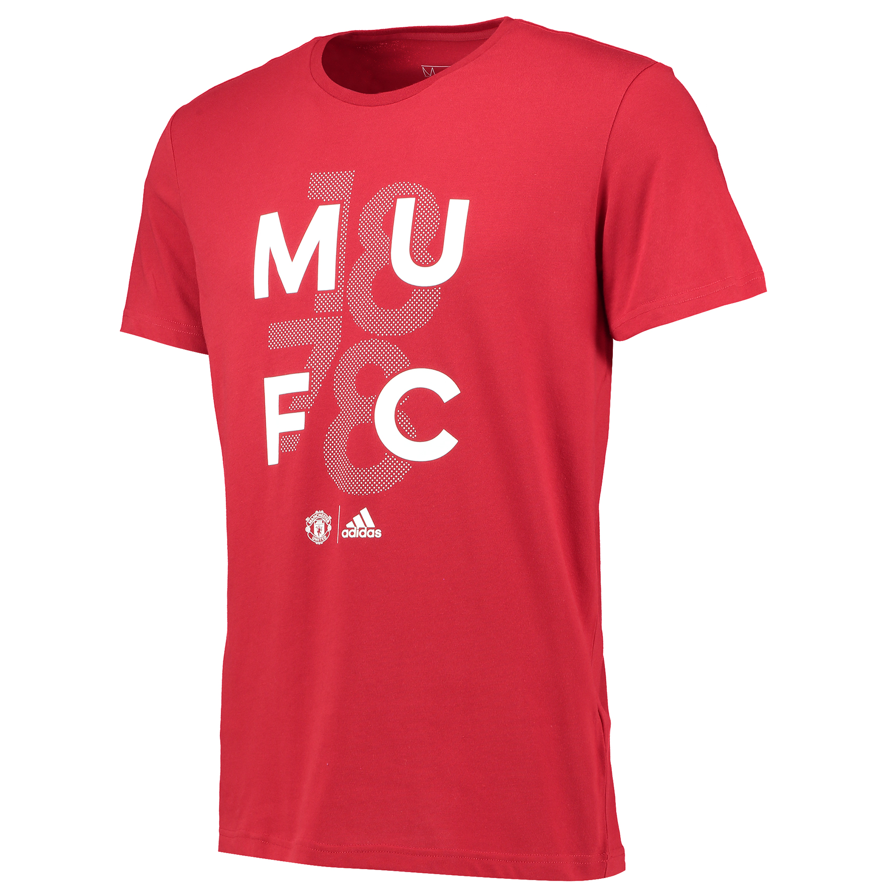 Manchester United Graphic T-Shirt - Red