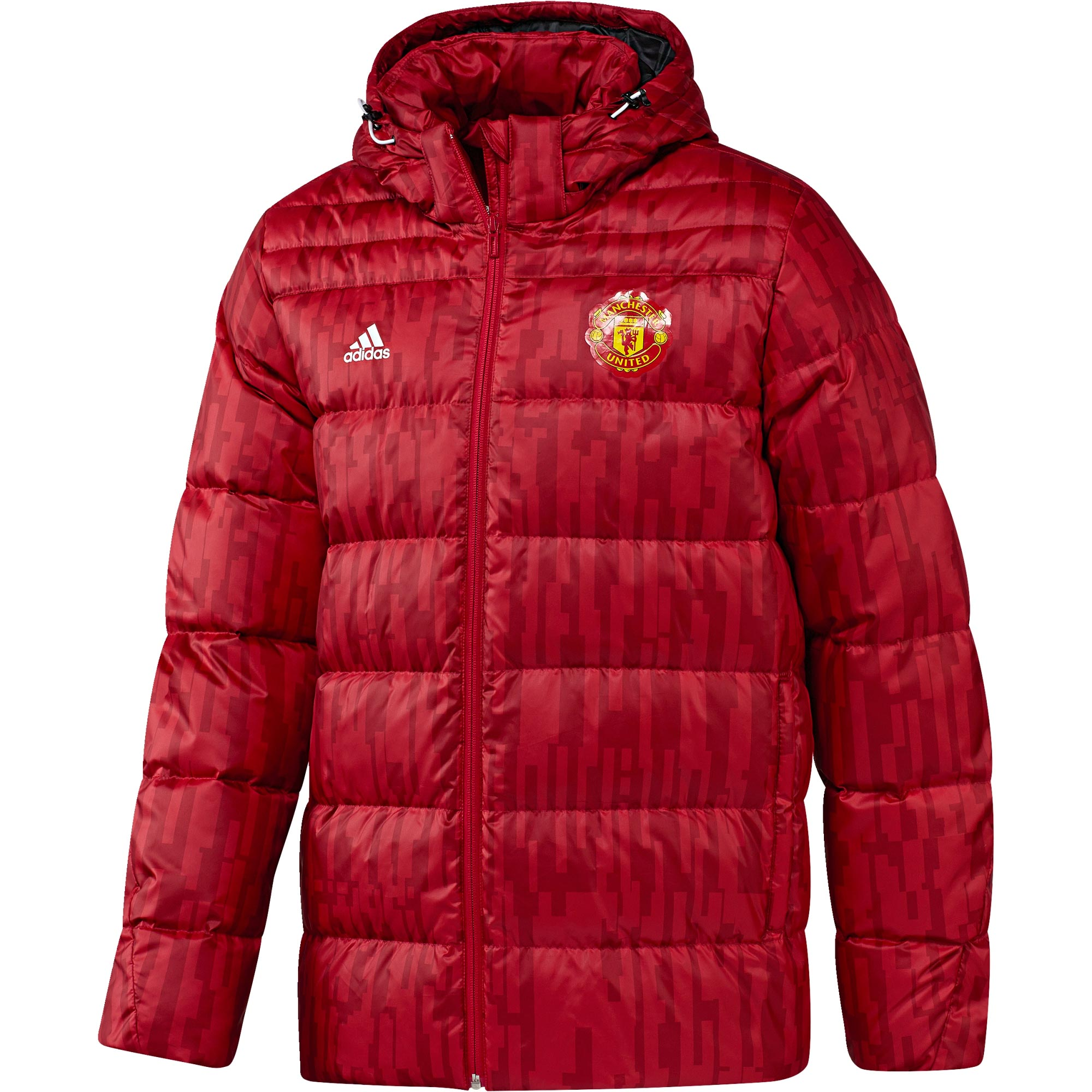 Manchester United Down Jacket - Red