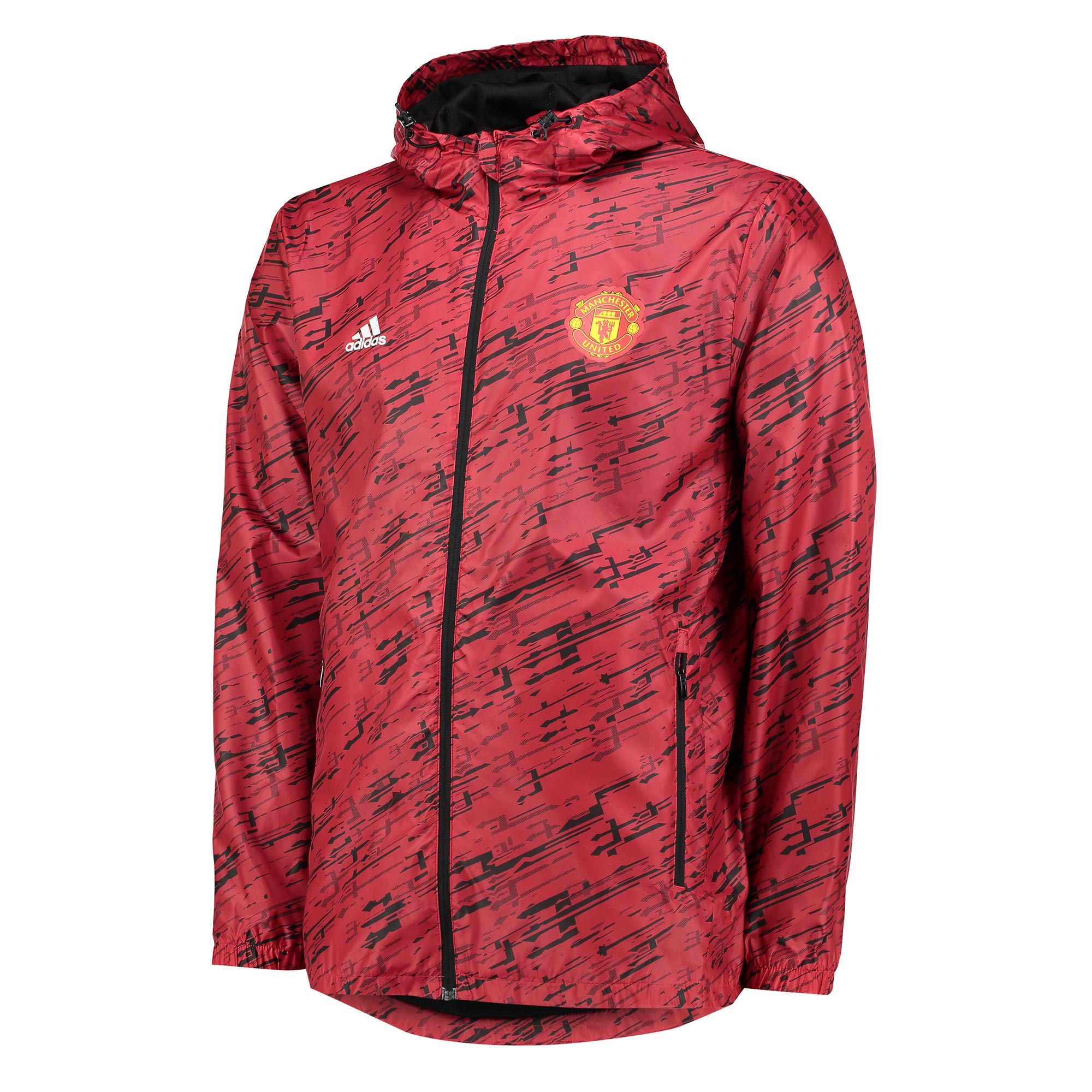 Manchester United Windbreaker - Red