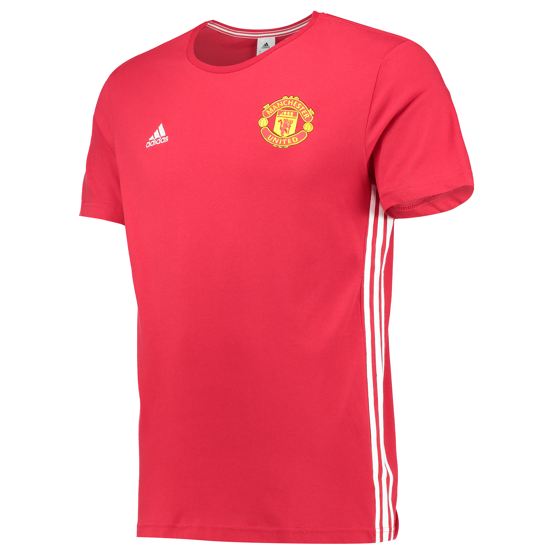 Manchester United Core T-Shirt - Red