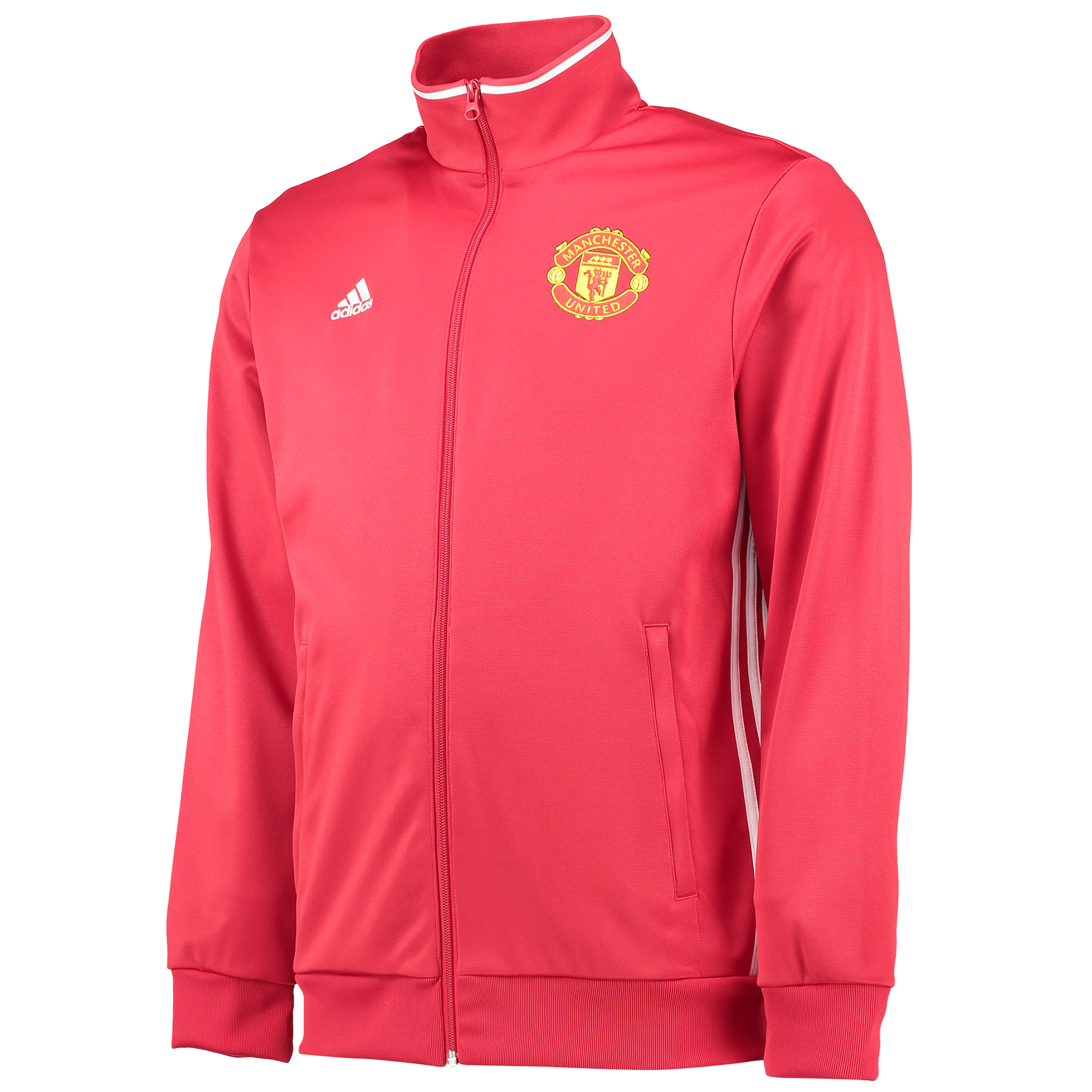 Manchester United Core Track Top - Red