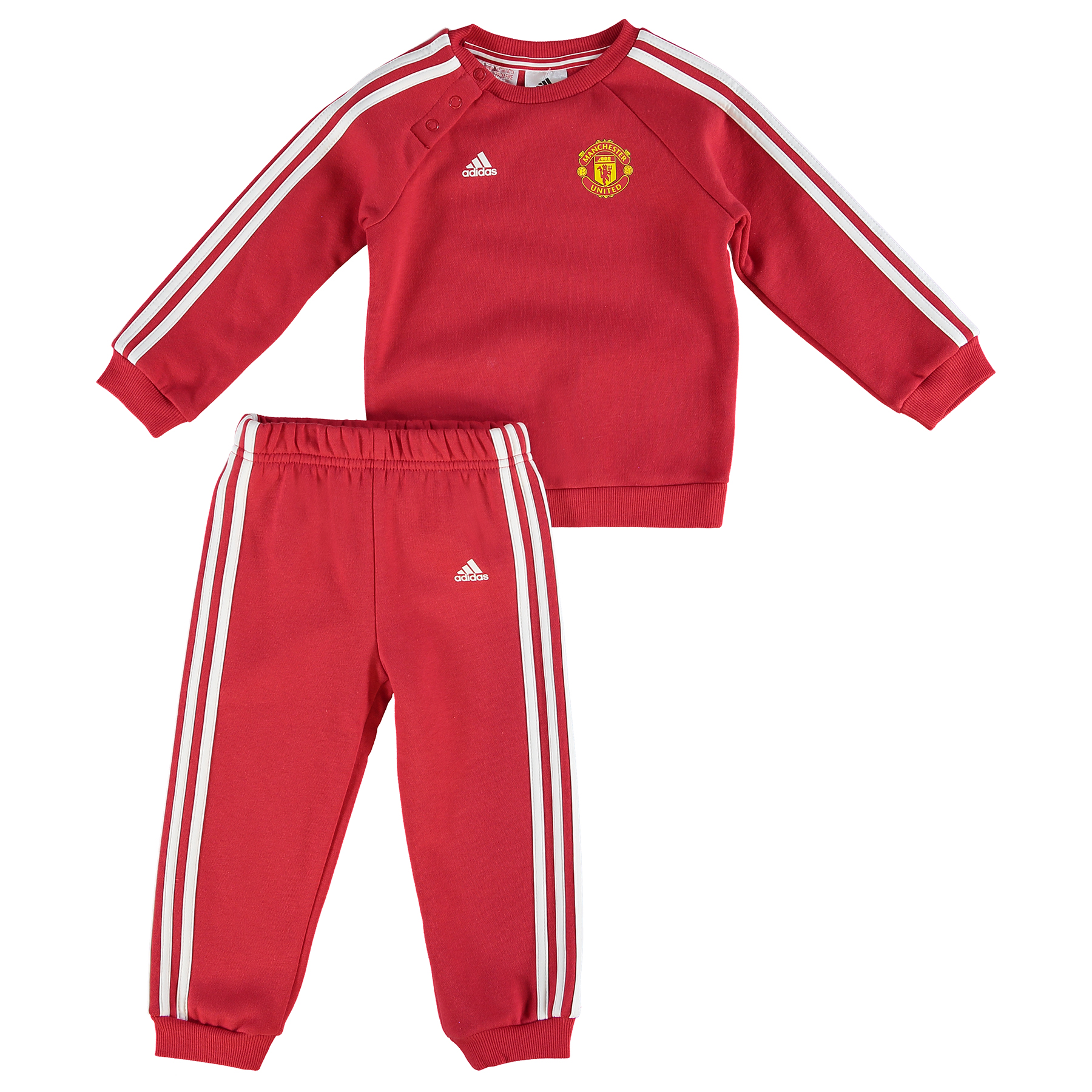 Manchester United Core Baby Jogger - Red