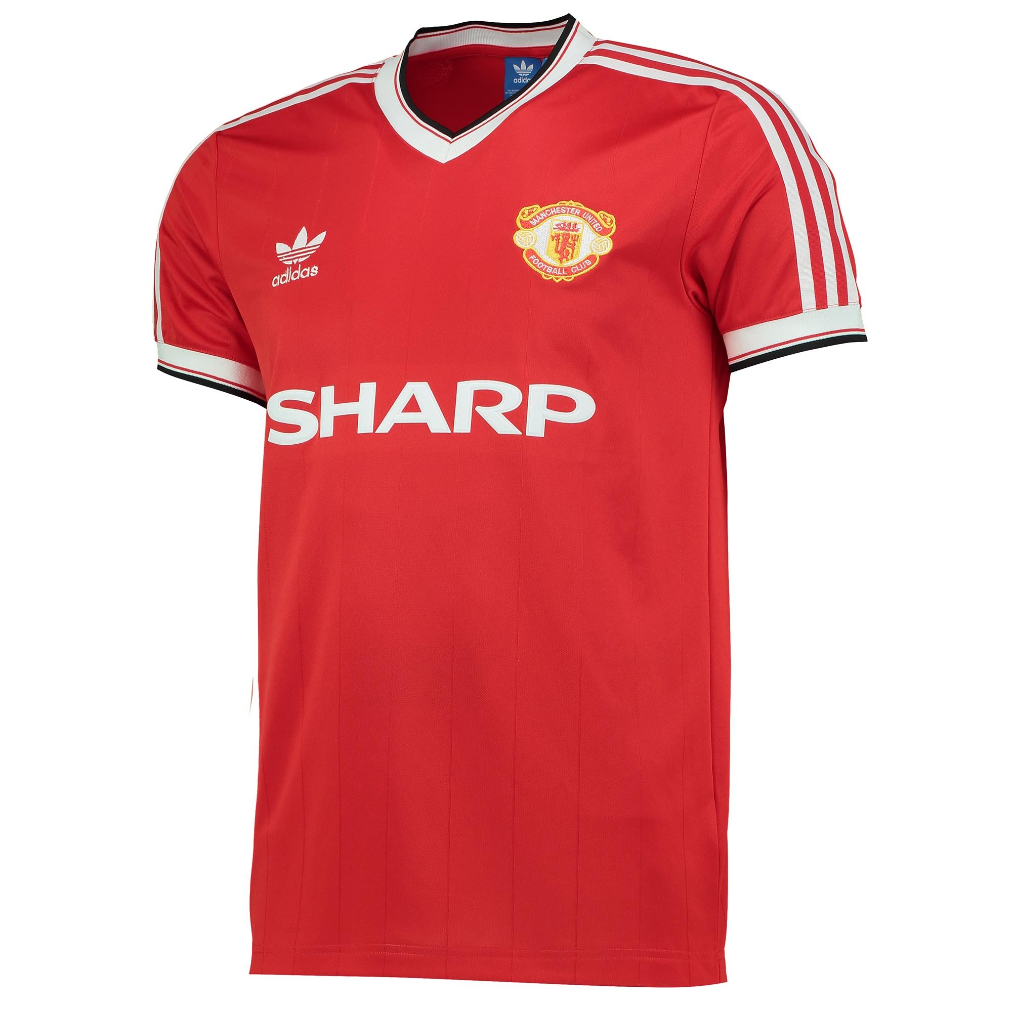 Manchester United Originals 1984 Jersey - Red