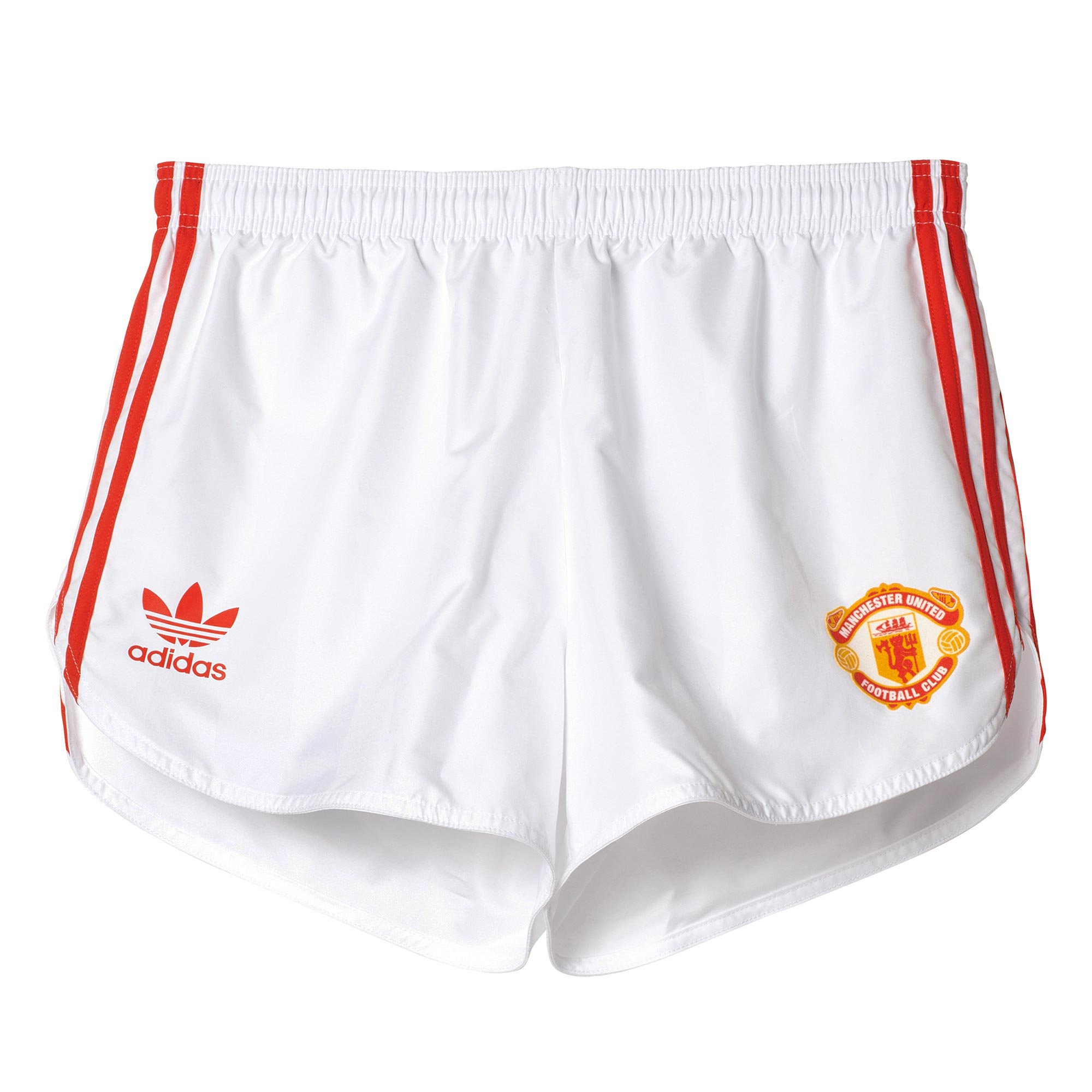 Manchester United Originals Shorts - White