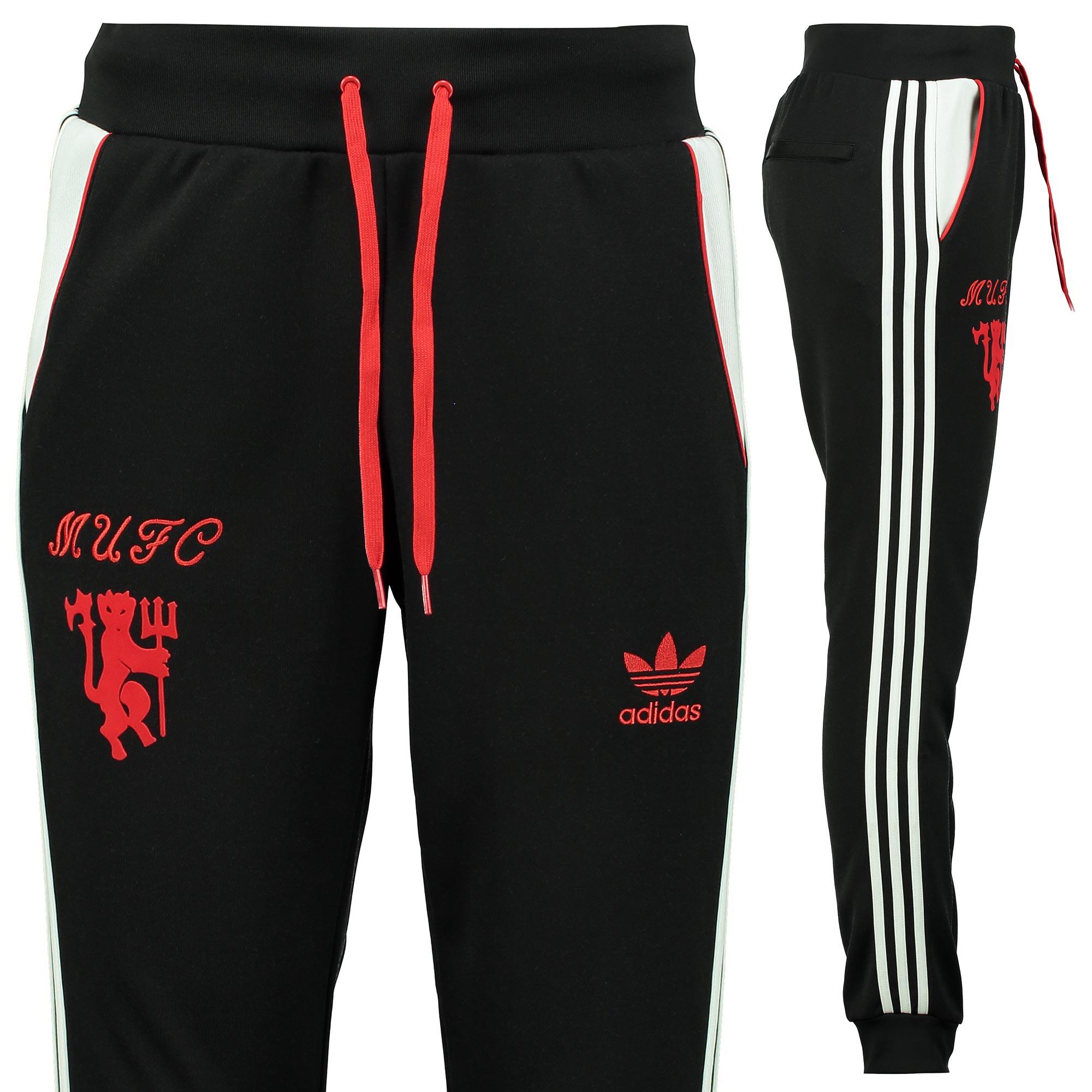 Manchester United Originals Track Pant - Black