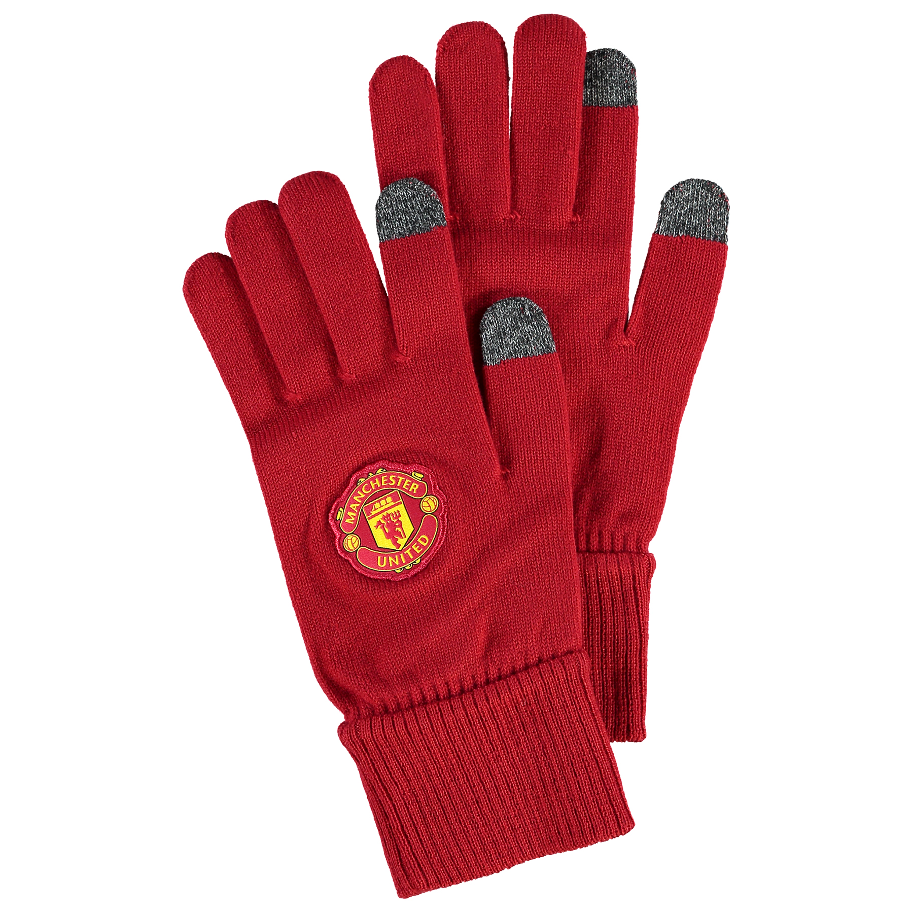 Manchester United Gloves - Red