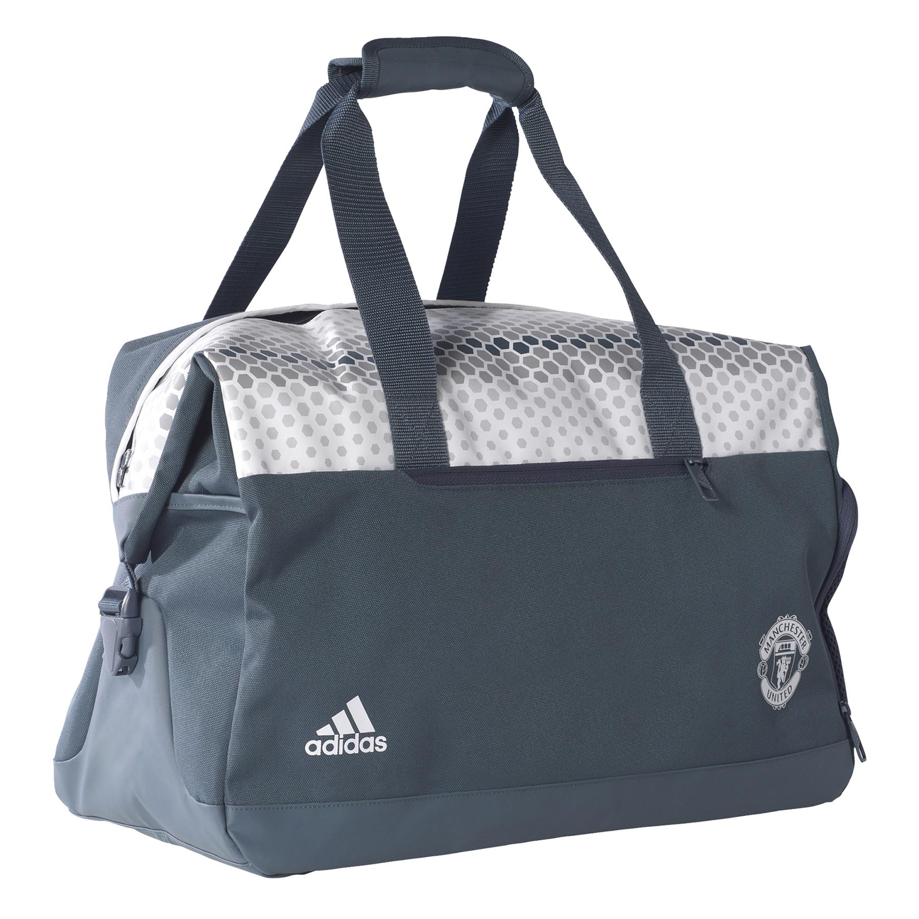 Manchester United Weekend Bag - Grey