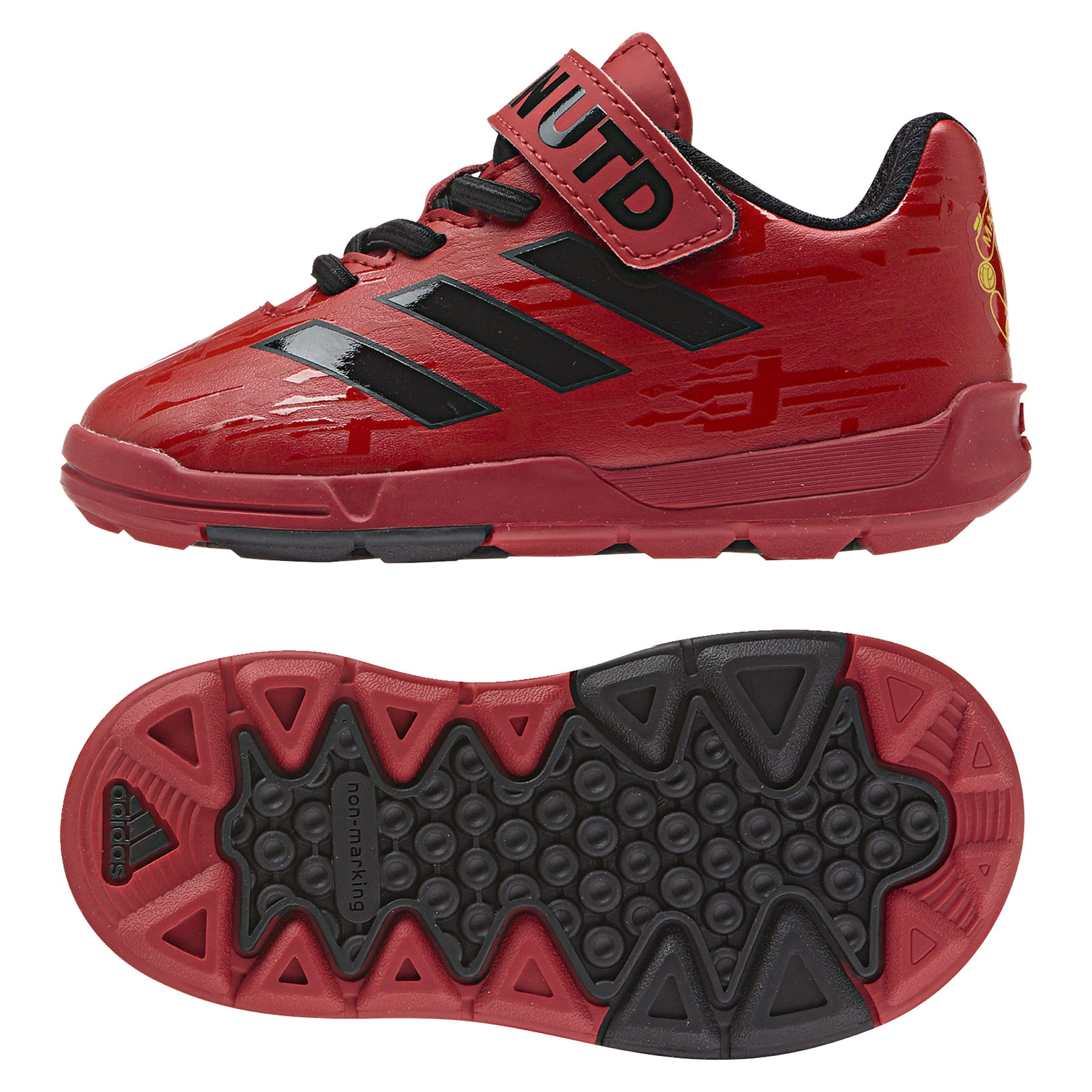 Manchester United Astroturf Trainers - Infants - Red Red