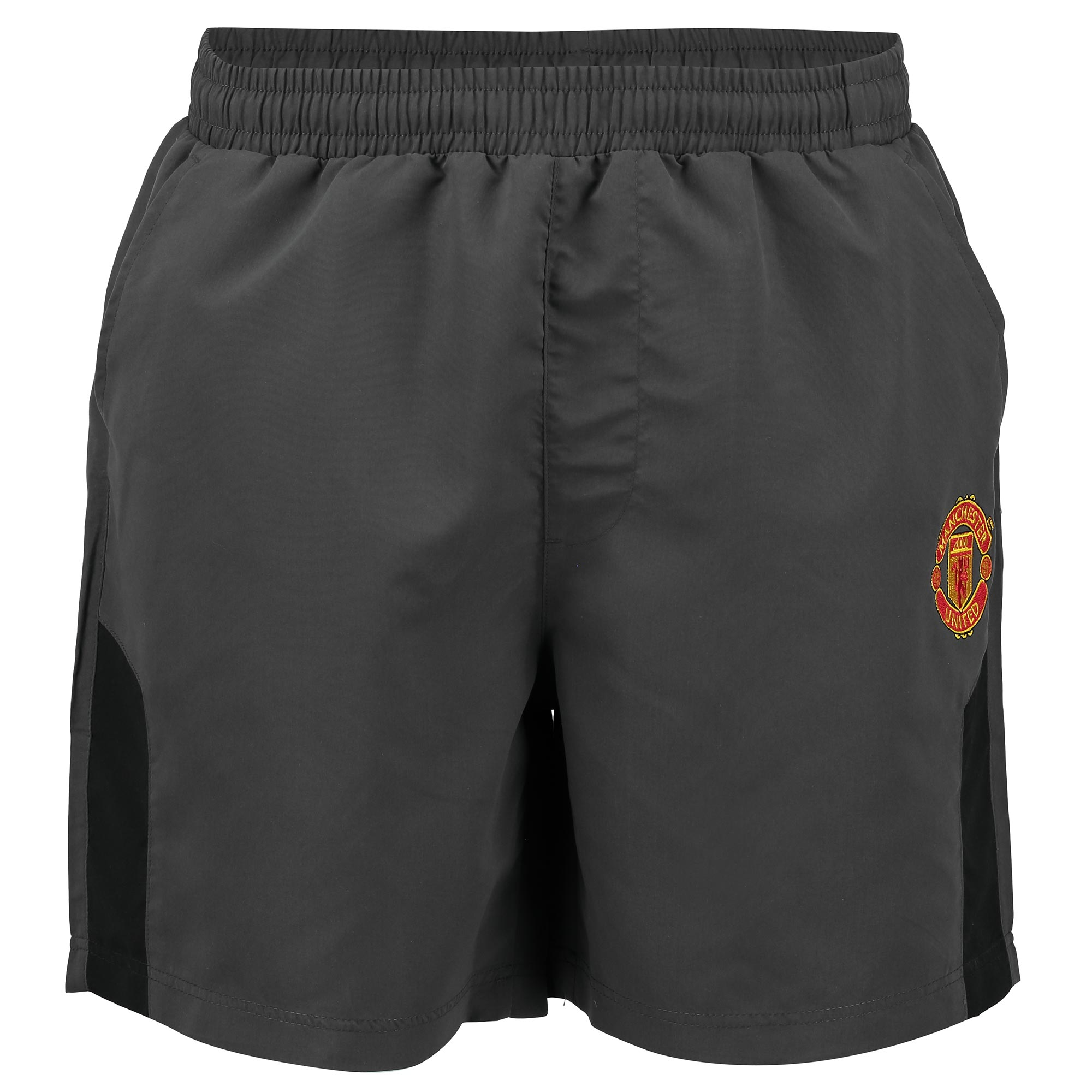 Manchester United Essential Shorts - Charcoal - Mens