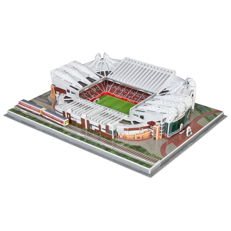 Image of Manchester United 3D Stadium Puzzle