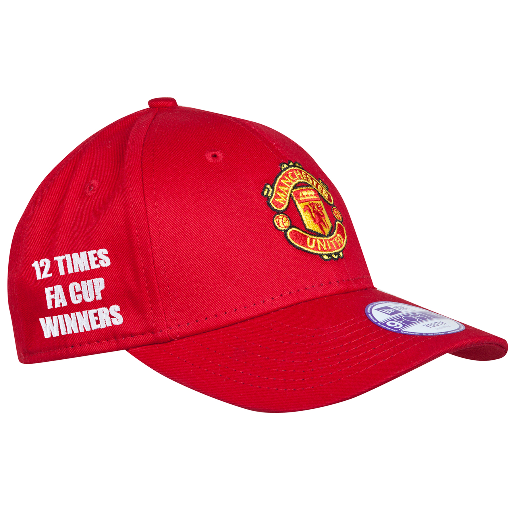 Manchester United Manchester United FA Cup Winners New Era Basic 9FORT