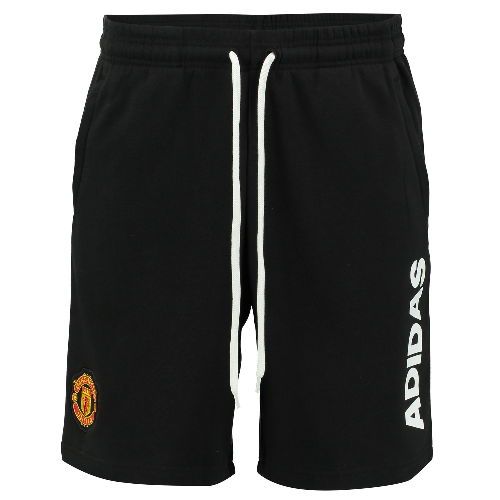 Manchester United Linear Short - Black
