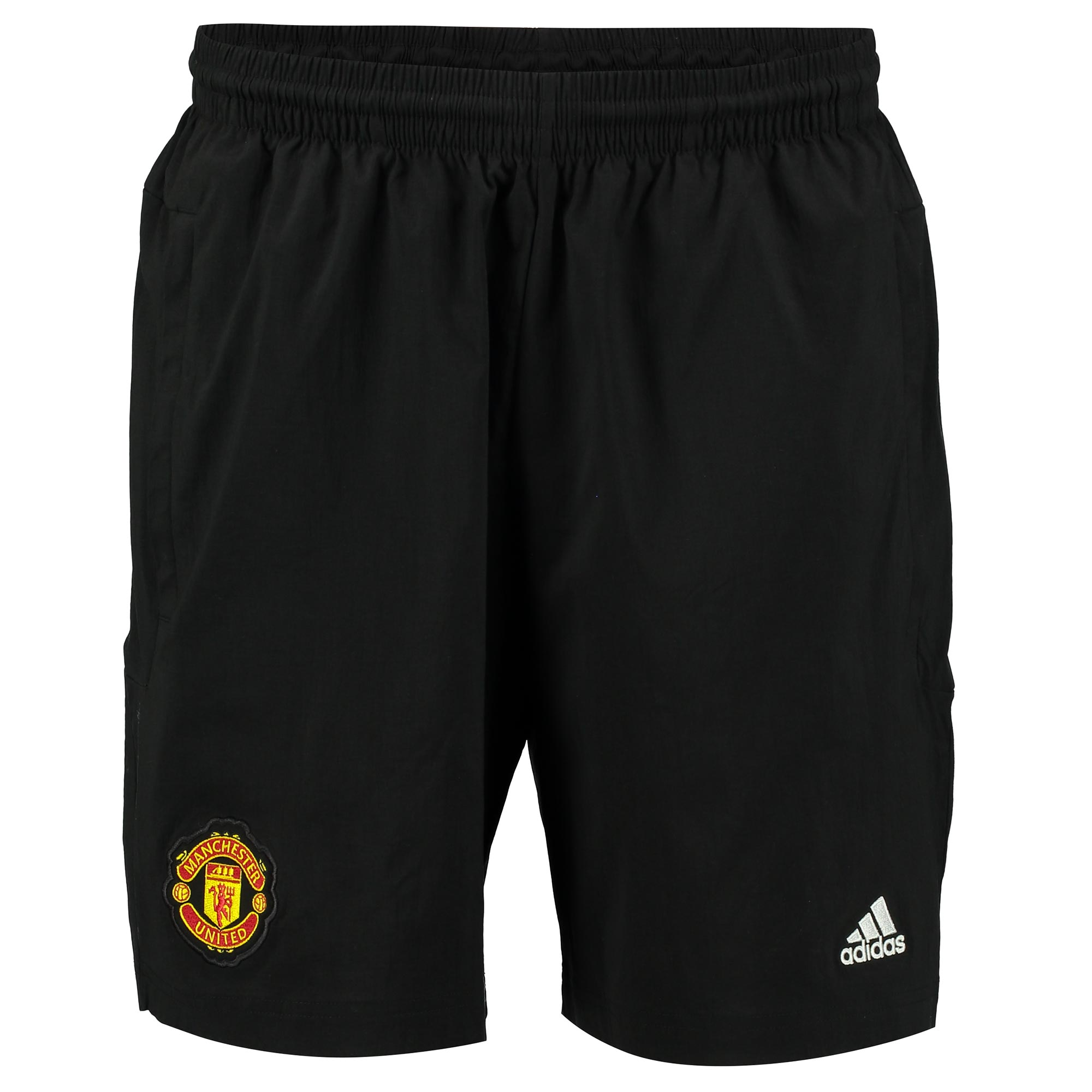 Manchester United Woven Short - Black