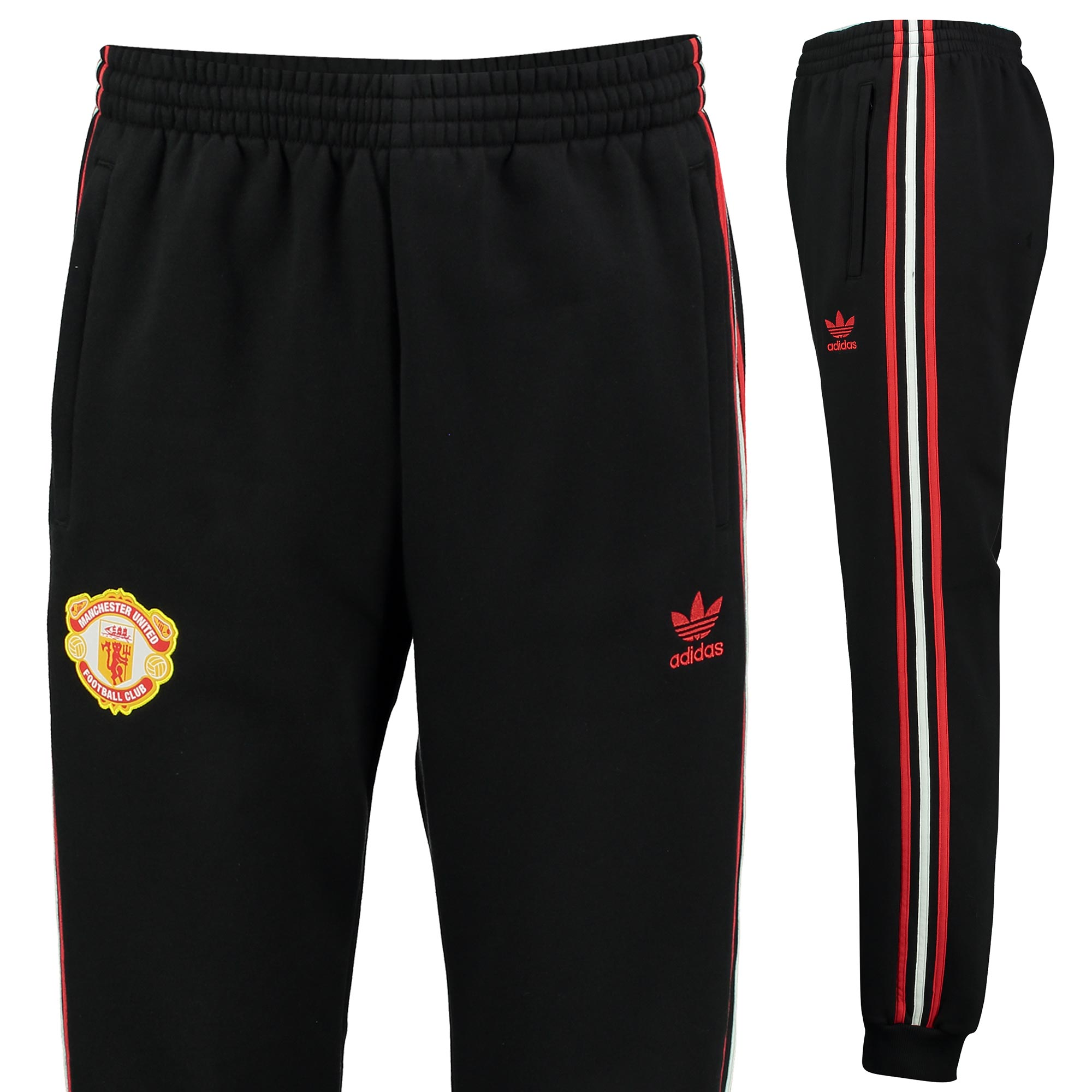 Manchester United Originals Track Pants - Black