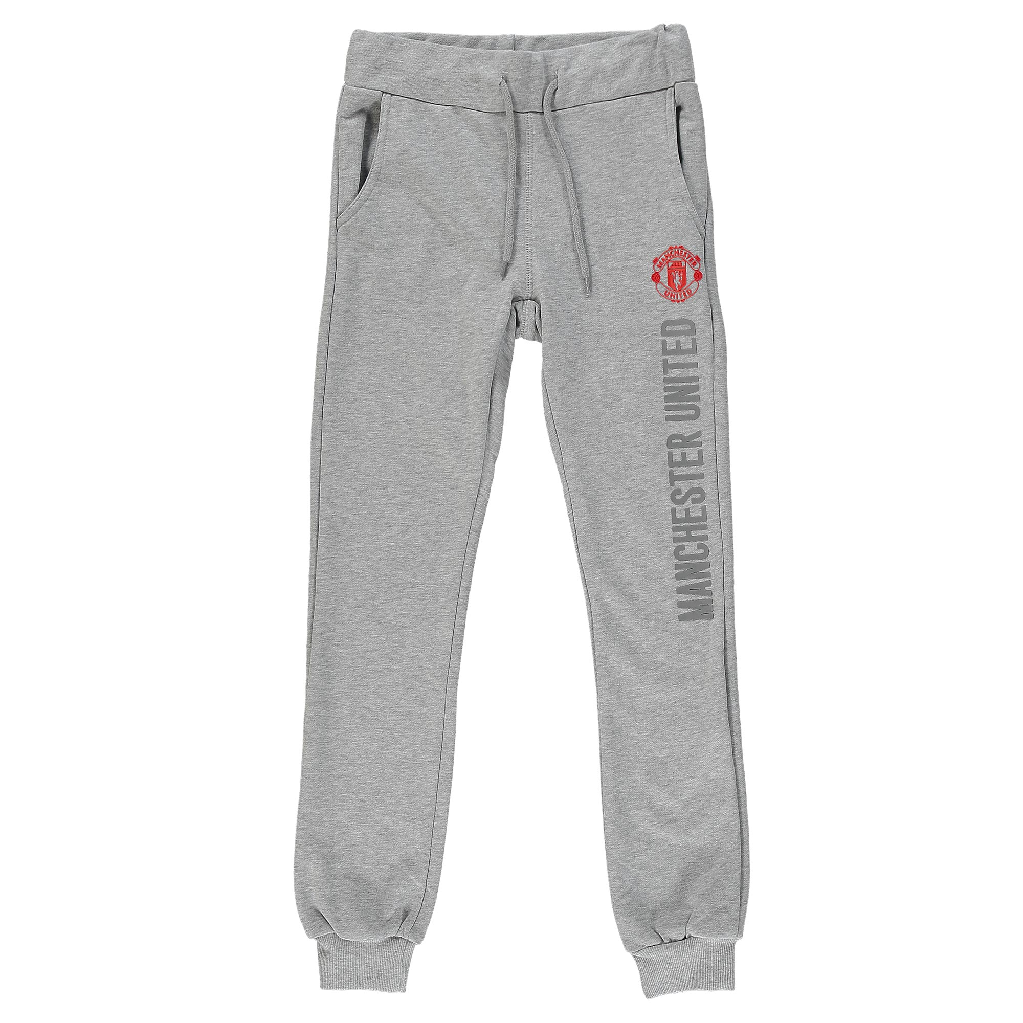 Manchester United Joggers - Grey - Girls