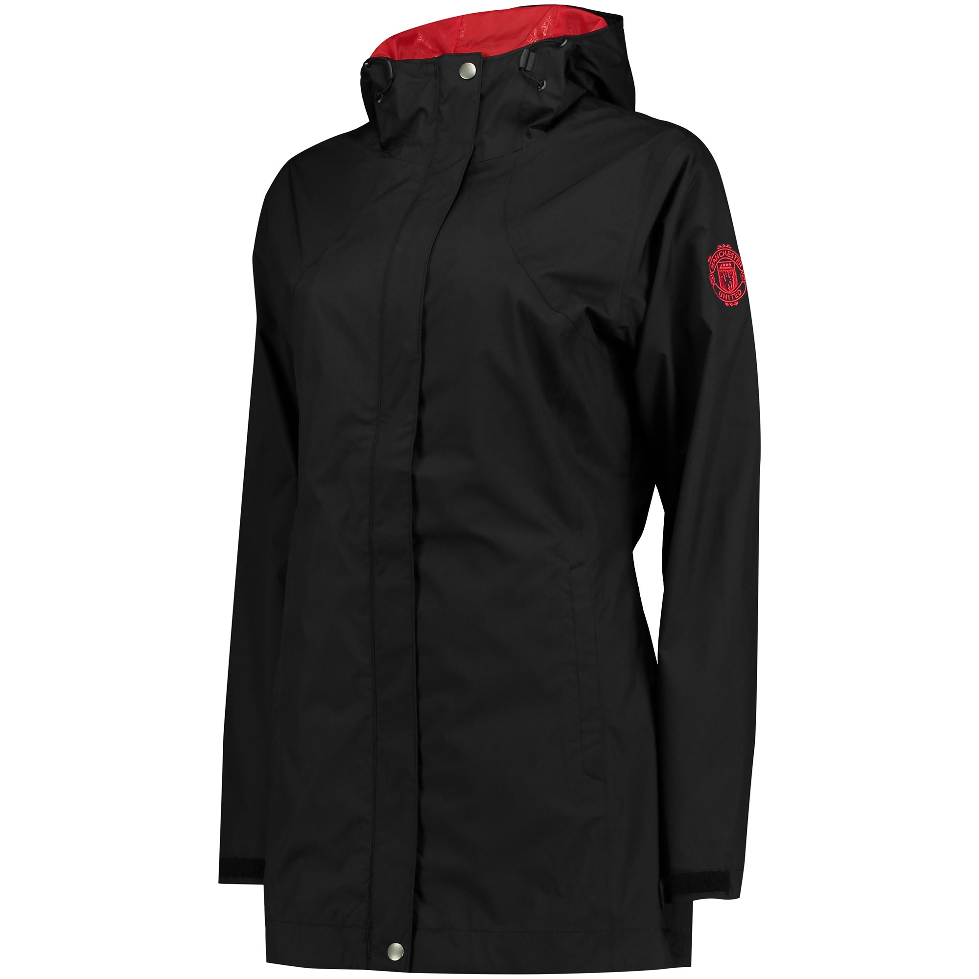 Manchester United Columbia Splash A Little Jacket - Black - Womens