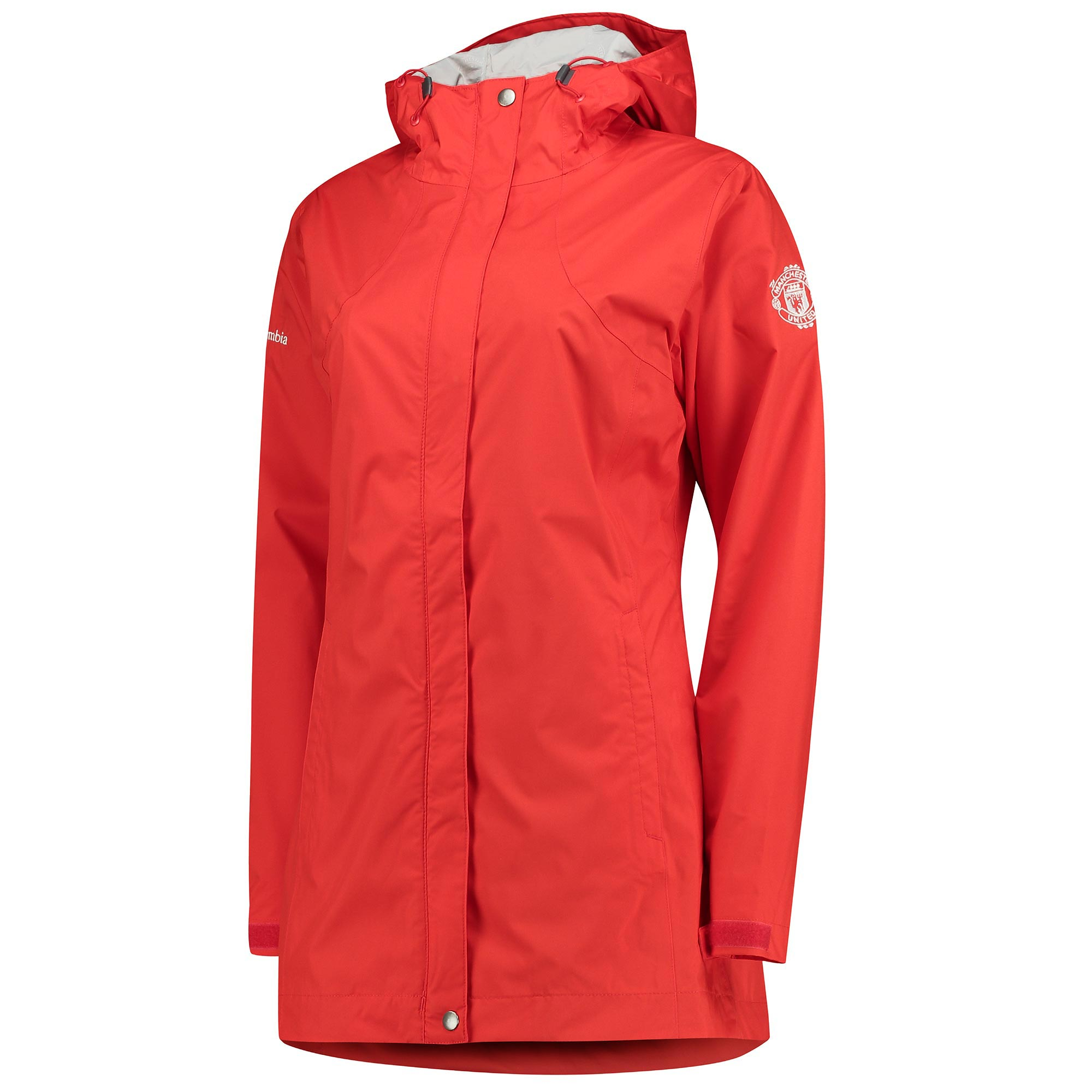 Manchester United Columbia Splash A Little Jacket - Cherrybomb - Women