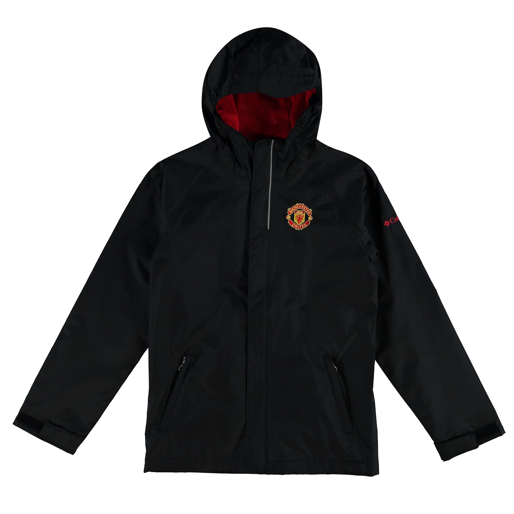 Manchester United Columbia Fast and Curious Jacket - Black - Kids