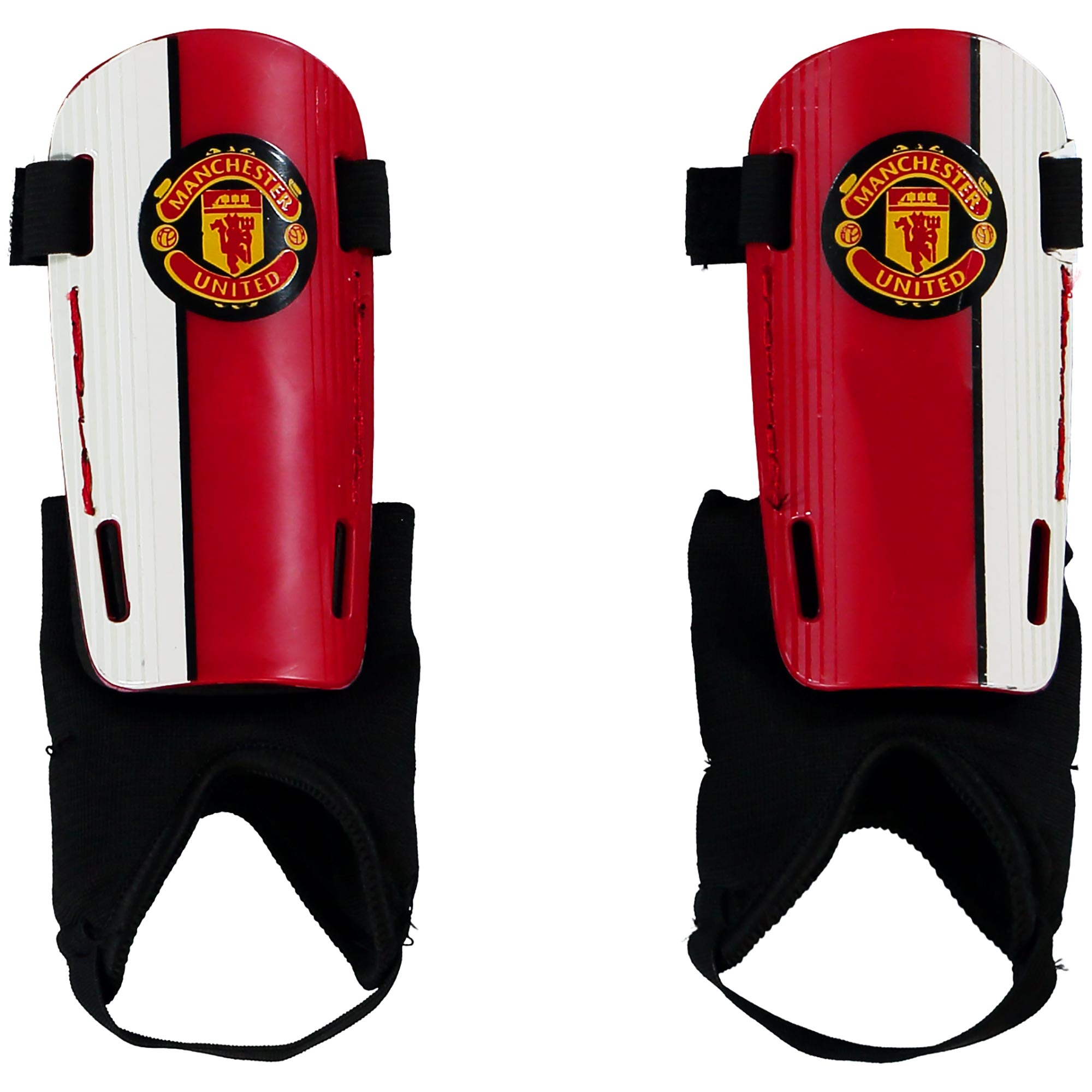 Manchester United Crest Anklet Shin Guard - Youths