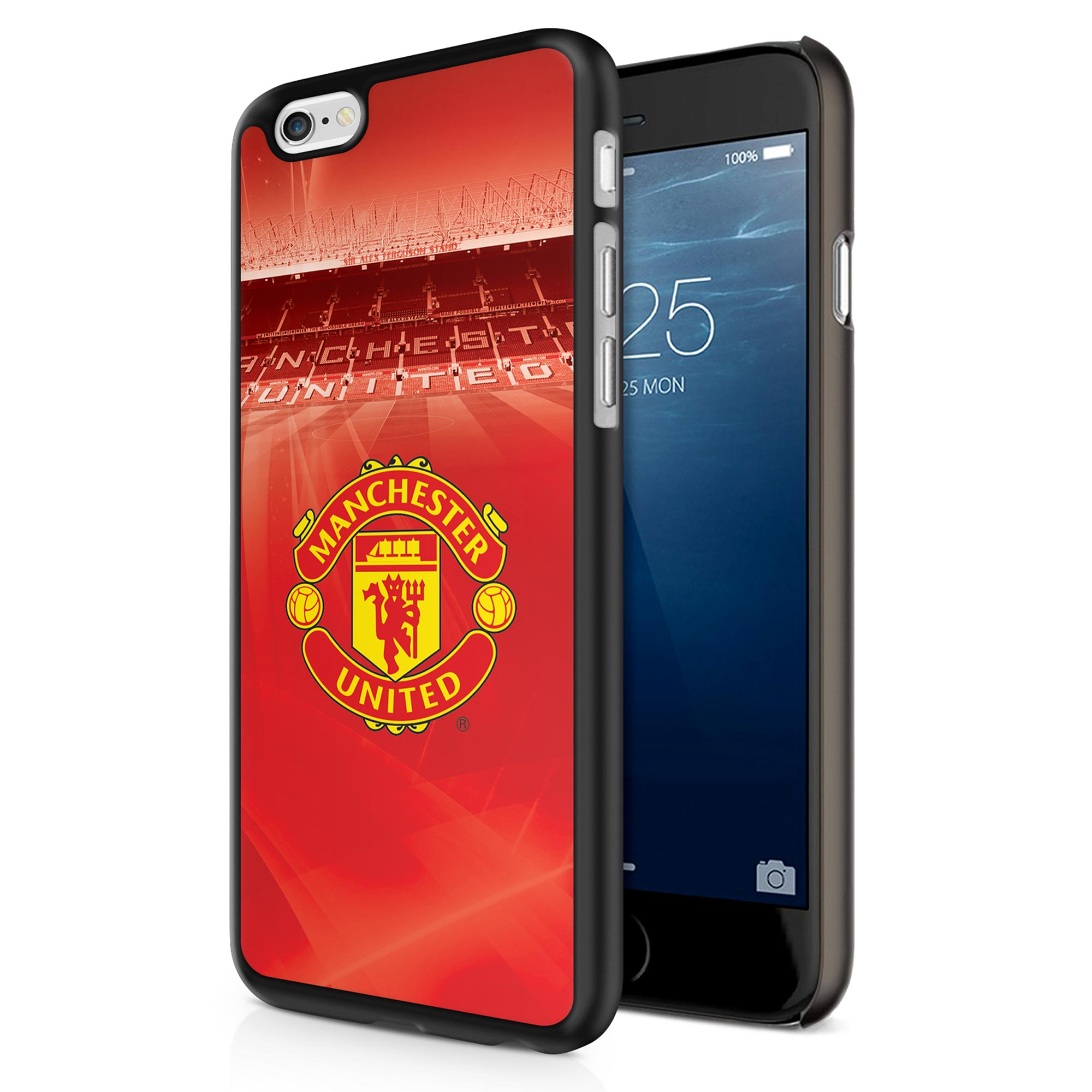 Manchester United 3D iPhone 6 Cover