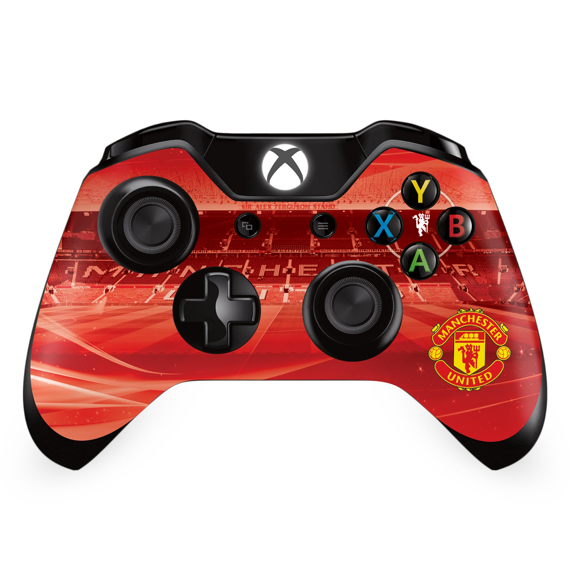 Manchester United Xbox One Controller Skin