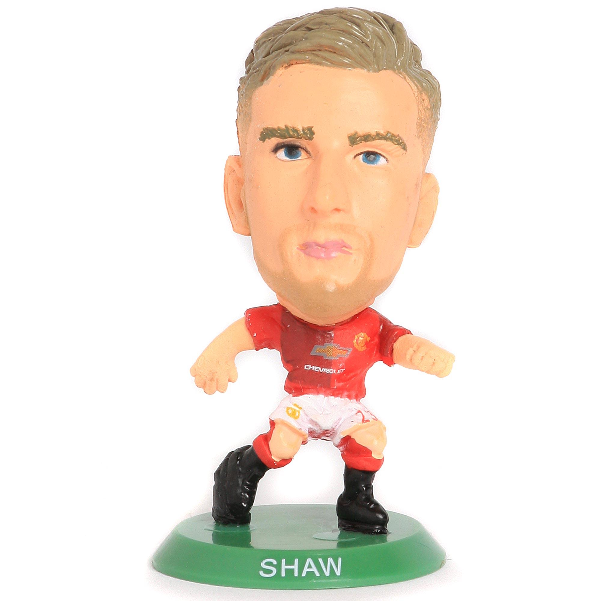 Manchester United 2017 Shaw SoccerStarz