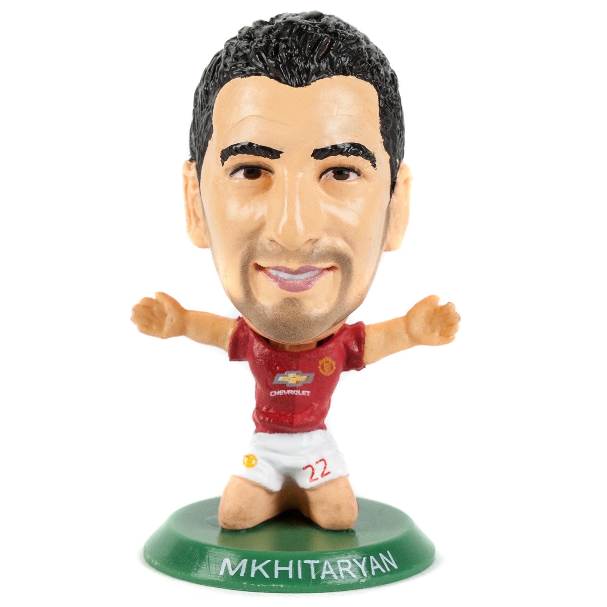 Manchester United 2017 Mkhitaryan SoccerStarz